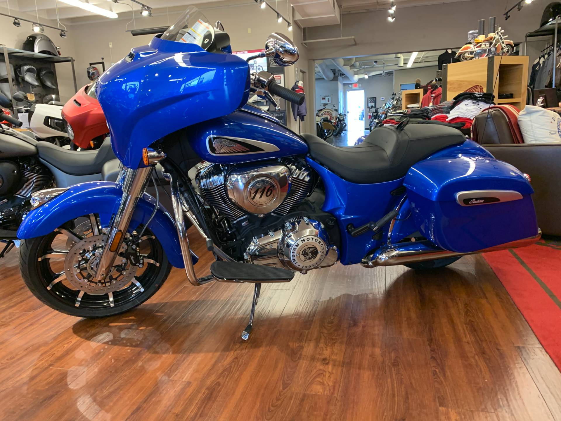 2021 Indian Chieftain® Limited in Nashville, Tennessee - Photo 1