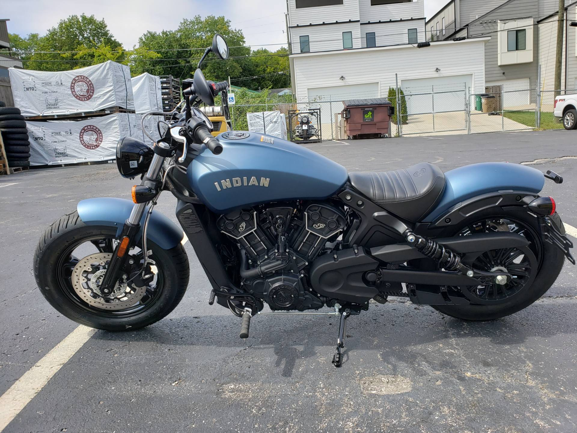 2021 Indian Scout® Bobber Sixty ABS in Nashville, Tennessee - Photo 4