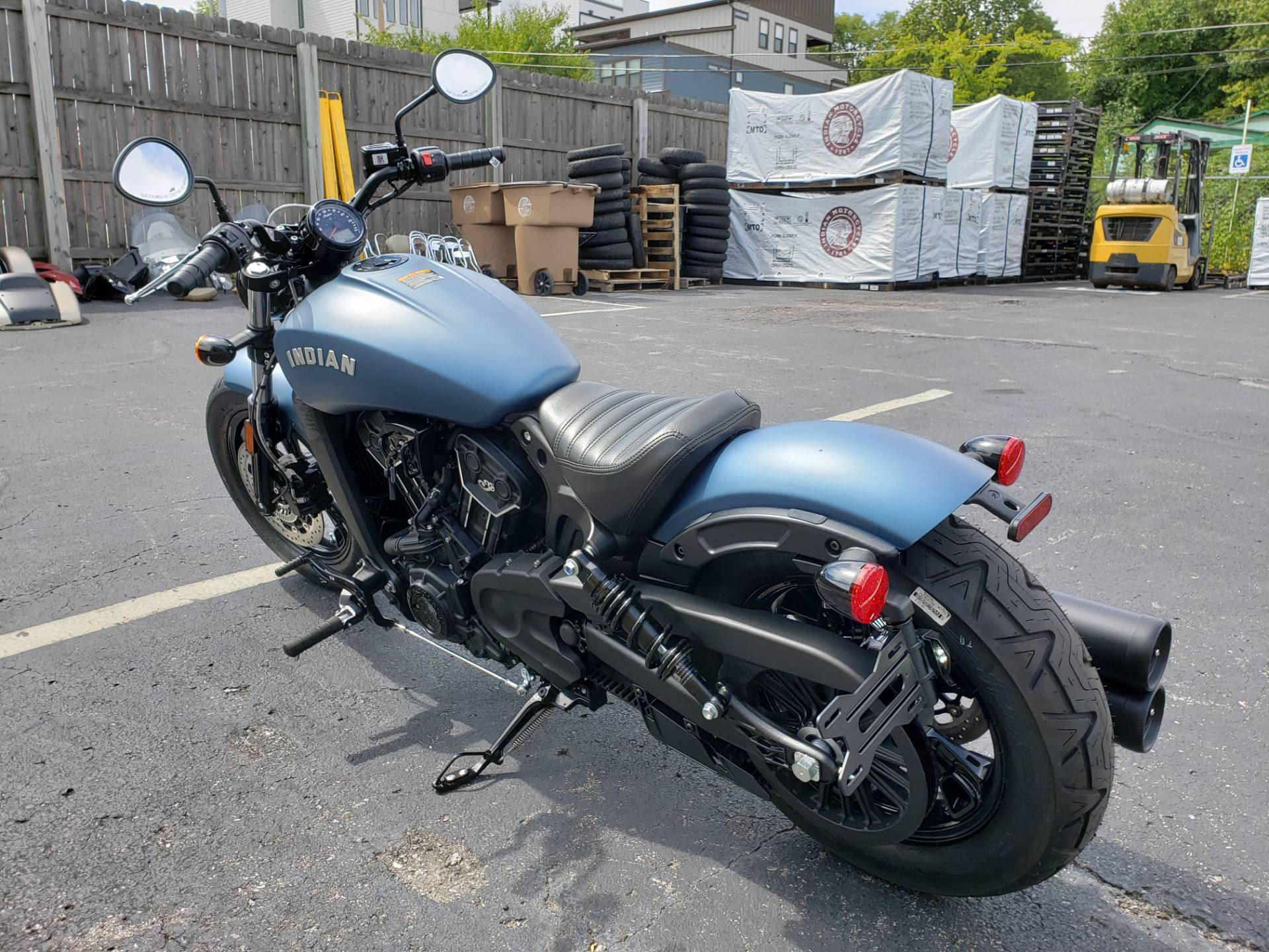 2021 Indian Scout® Bobber Sixty ABS in Nashville, Tennessee - Photo 5