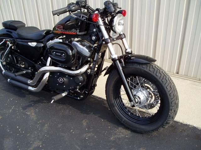 2010 Harley-Davidson Sportster Forty-Eight 2