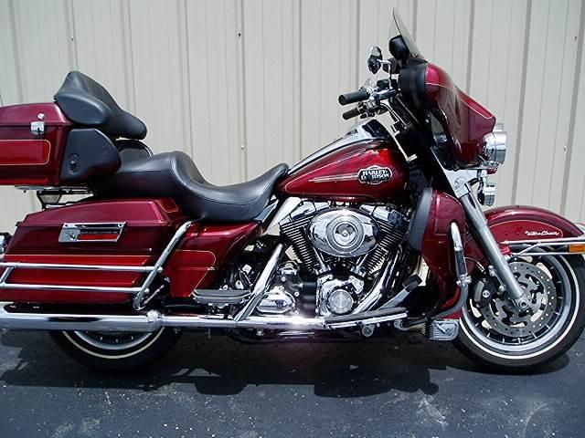 2008 Harley-Davidson Ultra Classic Electra Glide 1