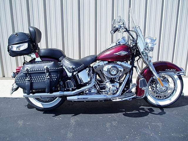 2014 Harley-Davidson Heritage Softail® Classic in Carroll, Ohio - Photo 1
