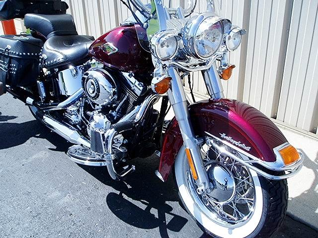 2014 Harley-Davidson Heritage Softail® Classic in Carroll, Ohio - Photo 2