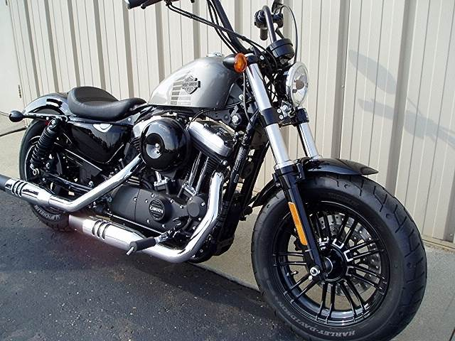 2017 Harley-Davidson Forty-Eight® in Carroll, Ohio - Photo 2
