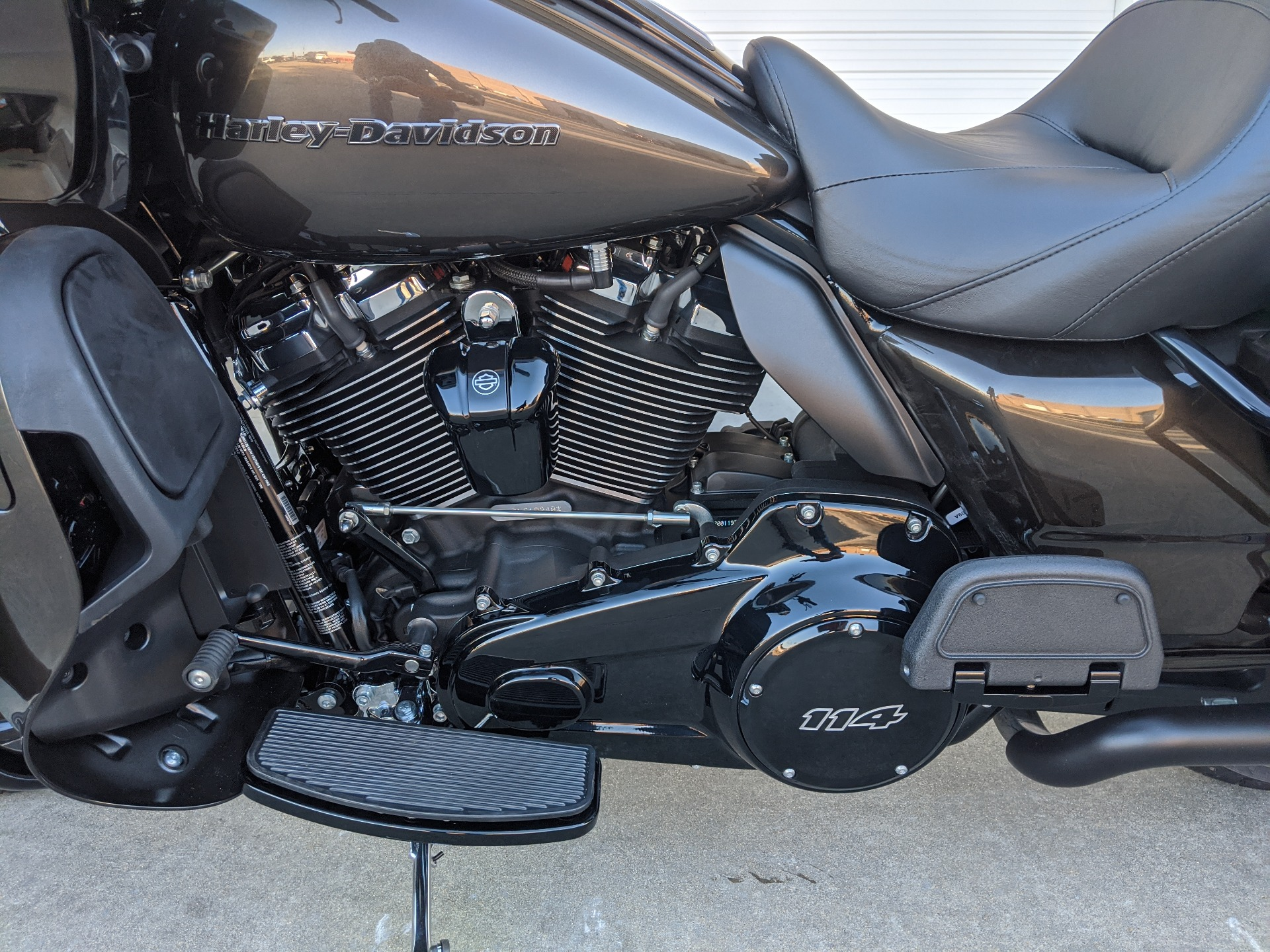 2020 Harley-Davidson Ultra Limited in Monroe, Louisiana - Photo 7