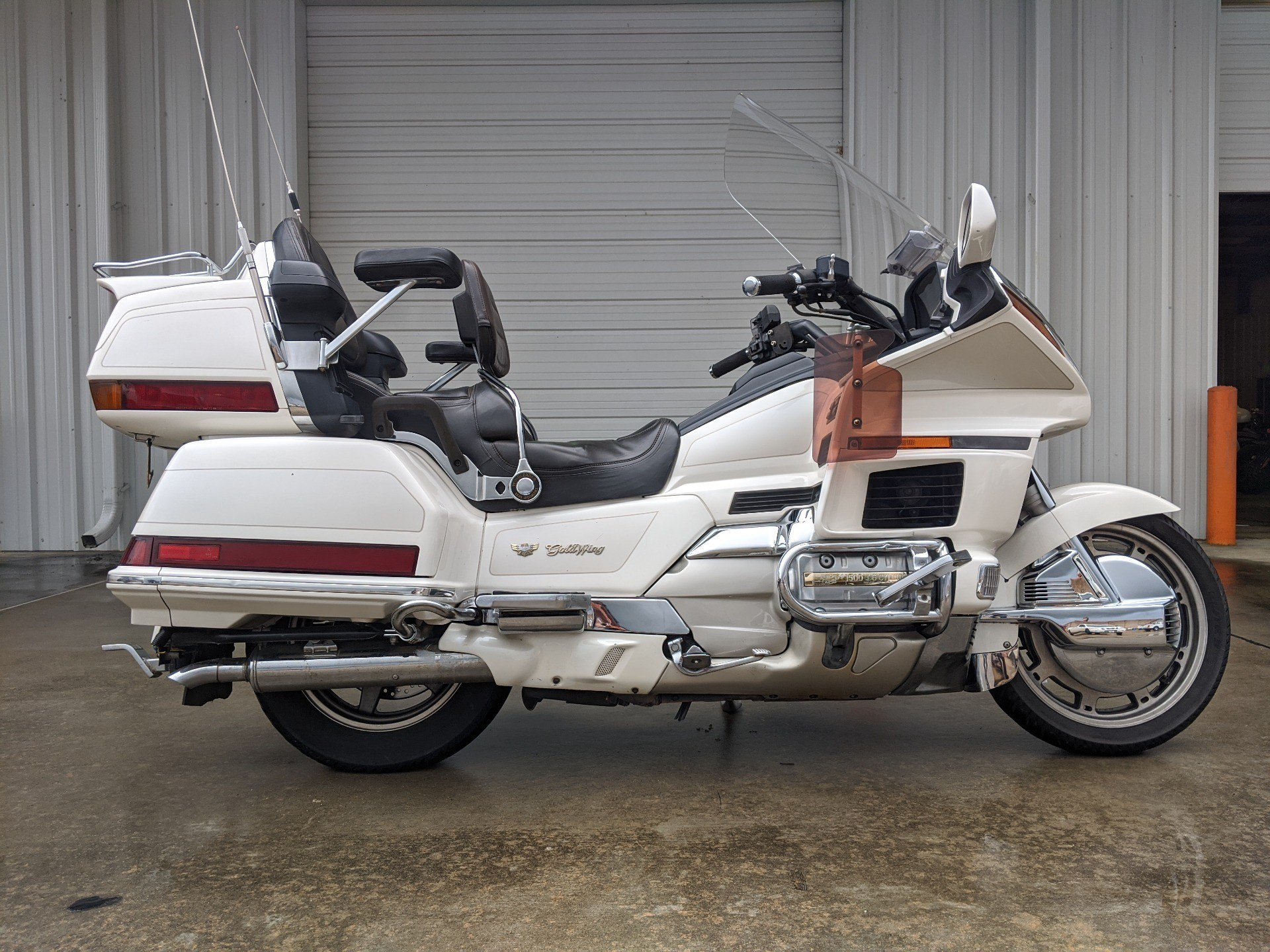 1998 Honda Gold Wing SE in Monroe, Louisiana - Photo 1