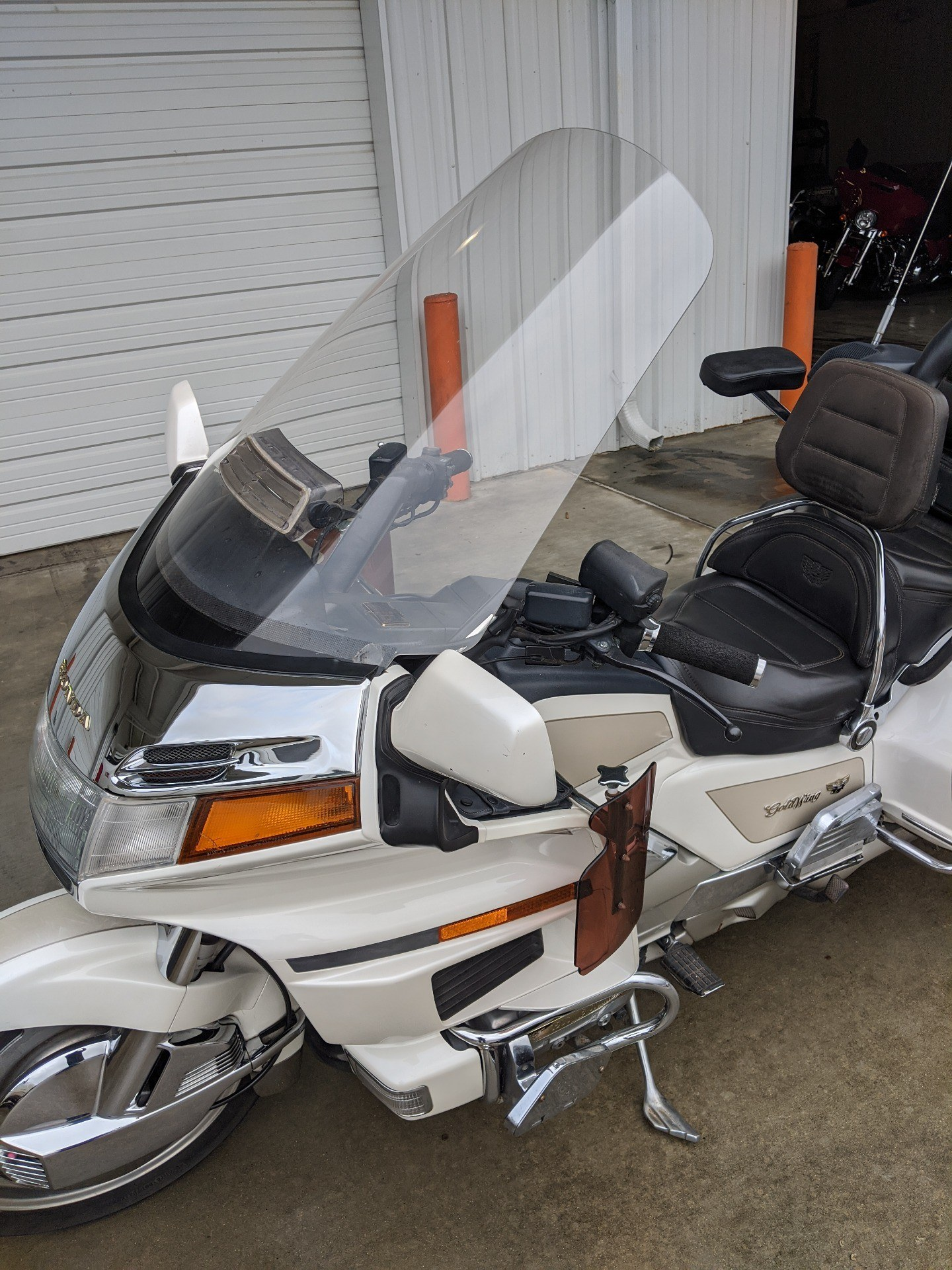 1998 Honda Gold Wing SE in Monroe, Louisiana - Photo 11