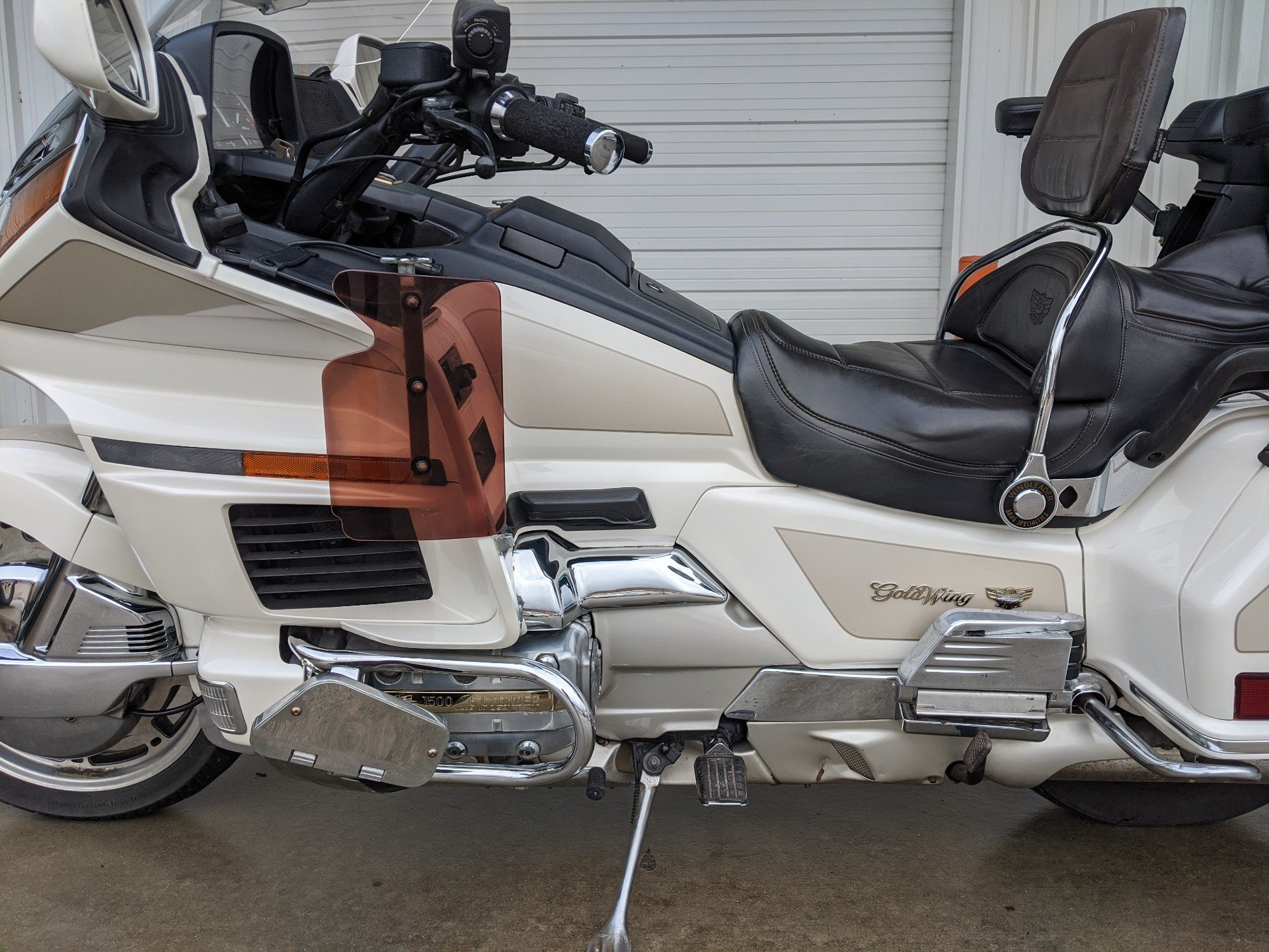 1998 Honda Gold Wing SE in Monroe, Louisiana - Photo 7