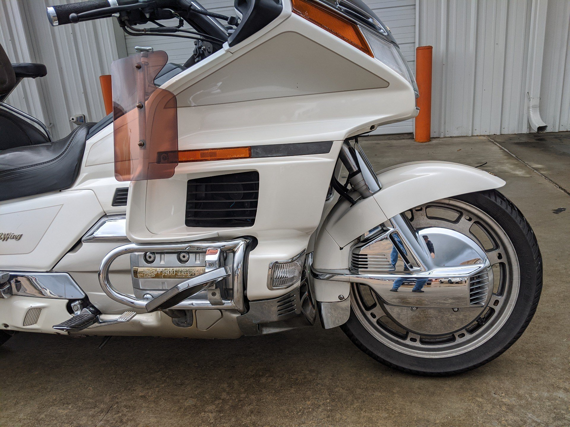 1998 Honda Gold Wing SE in Monroe, Louisiana - Photo 3