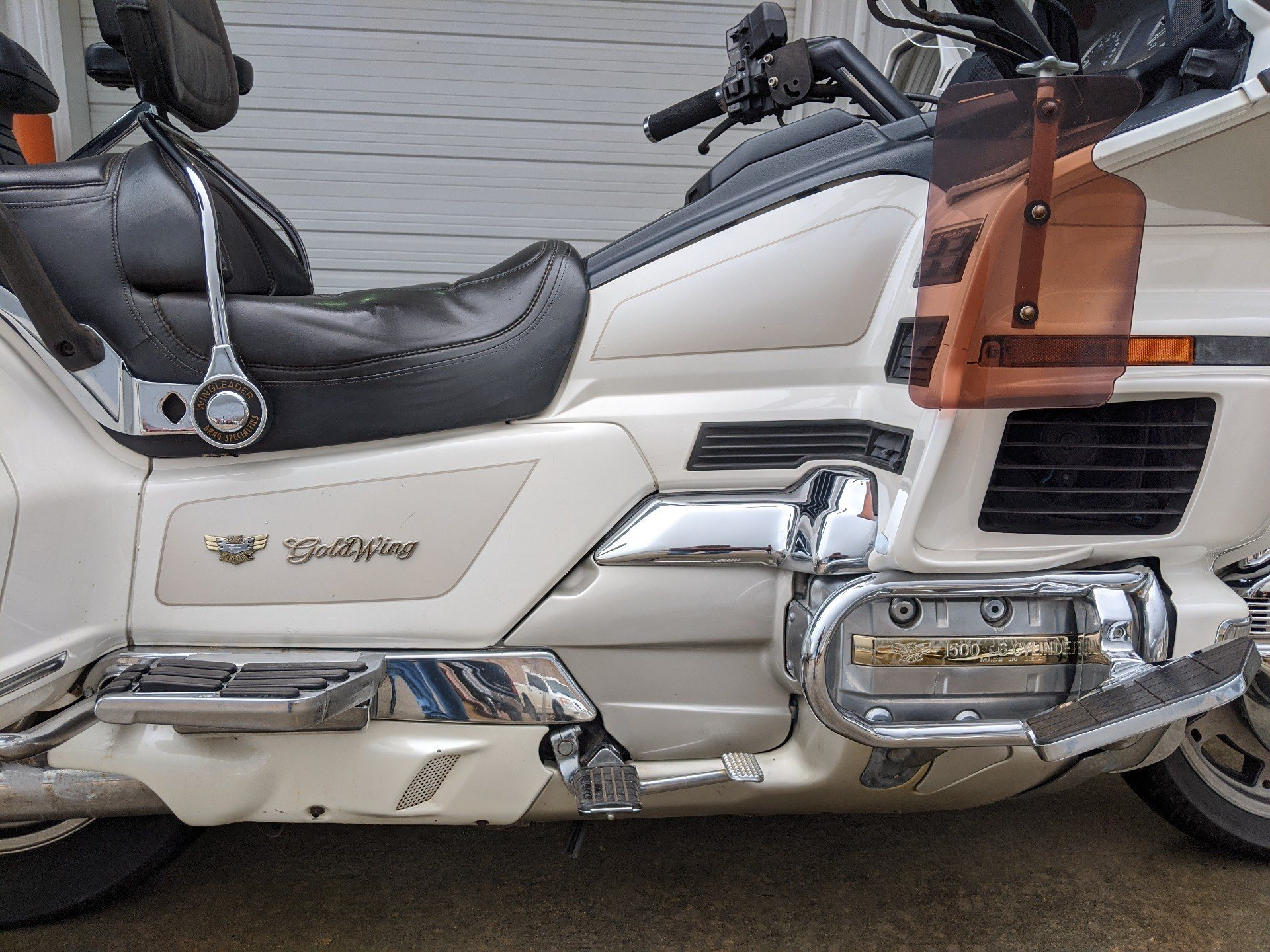 1998 Honda Gold Wing SE in Monroe, Louisiana - Photo 4