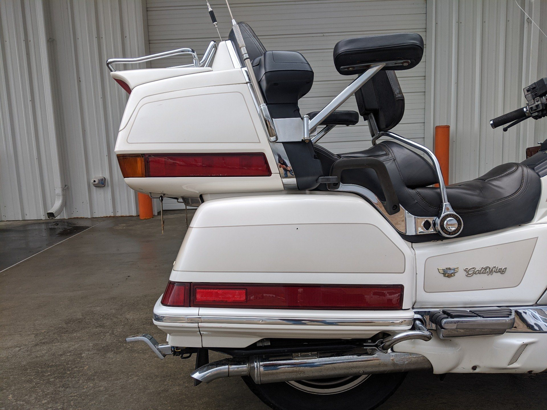 1998 Honda Gold Wing SE in Monroe, Louisiana - Photo 5