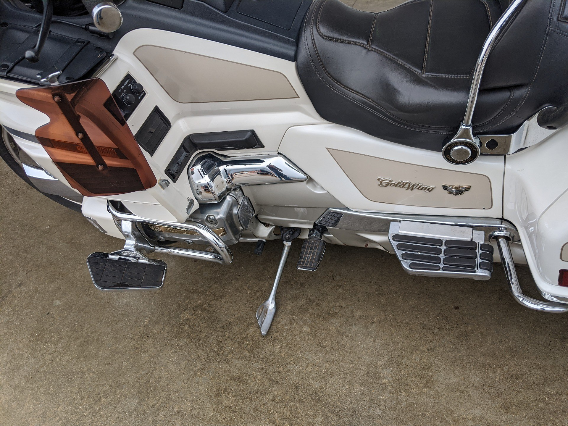 1998 Honda Gold Wing SE in Monroe, Louisiana - Photo 20