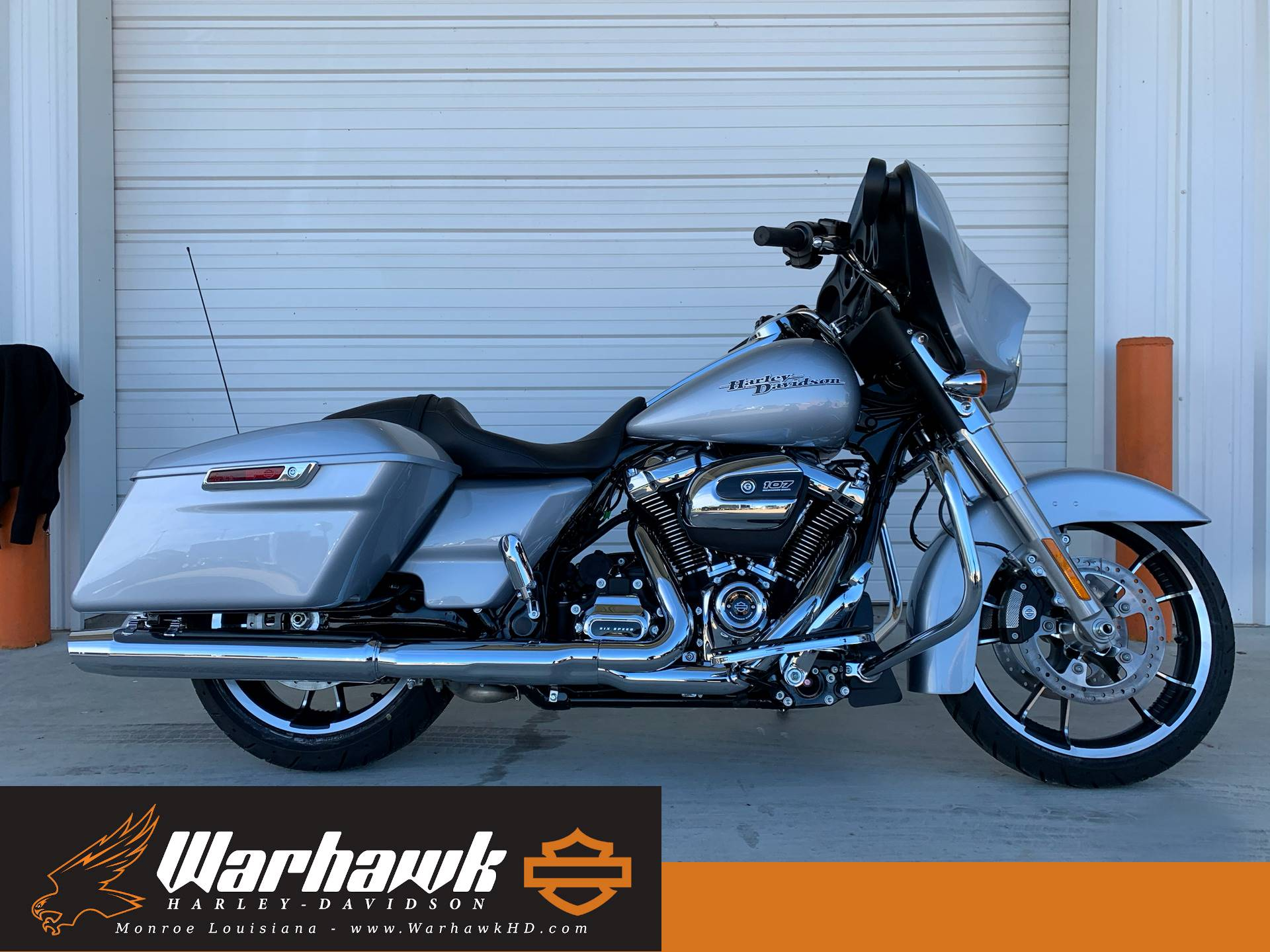 New 2020 Harley Davidson Street Glide Motorcycles In Monroe La