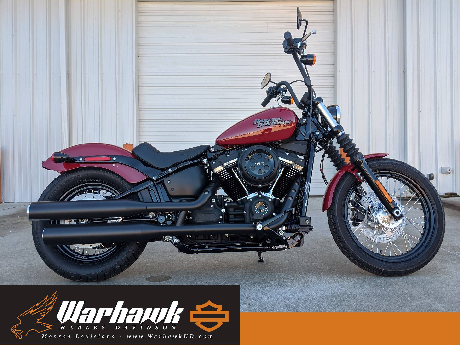 2020 street bob for sale - Photo 1