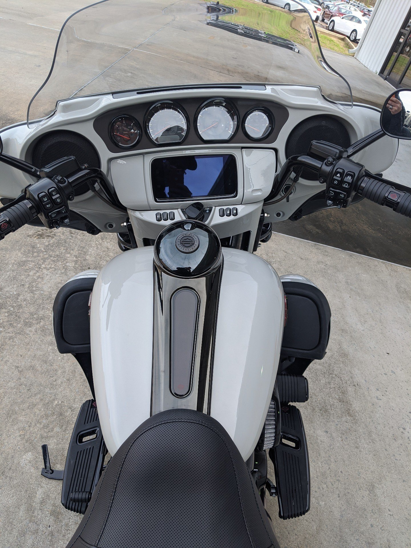 2020 Harley-Davidson CVO™ Limited in Monroe, Louisiana - Photo 12
