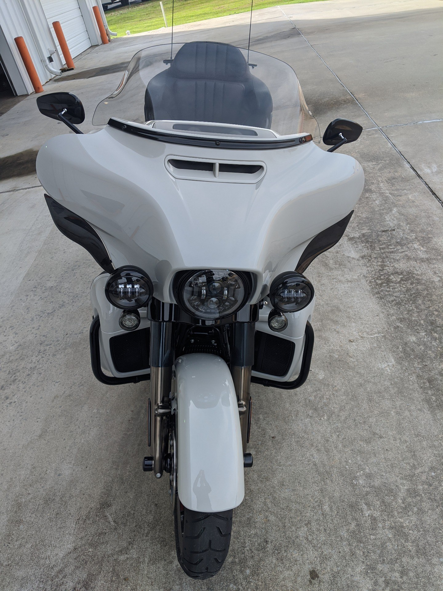 2020 Harley-Davidson CVO™ Limited in Monroe, Louisiana - Photo 9