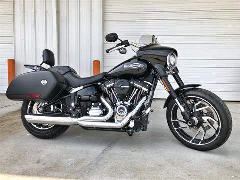 2018 Harley-Davidson Sport Glide® in Monroe, Louisiana - Photo 1