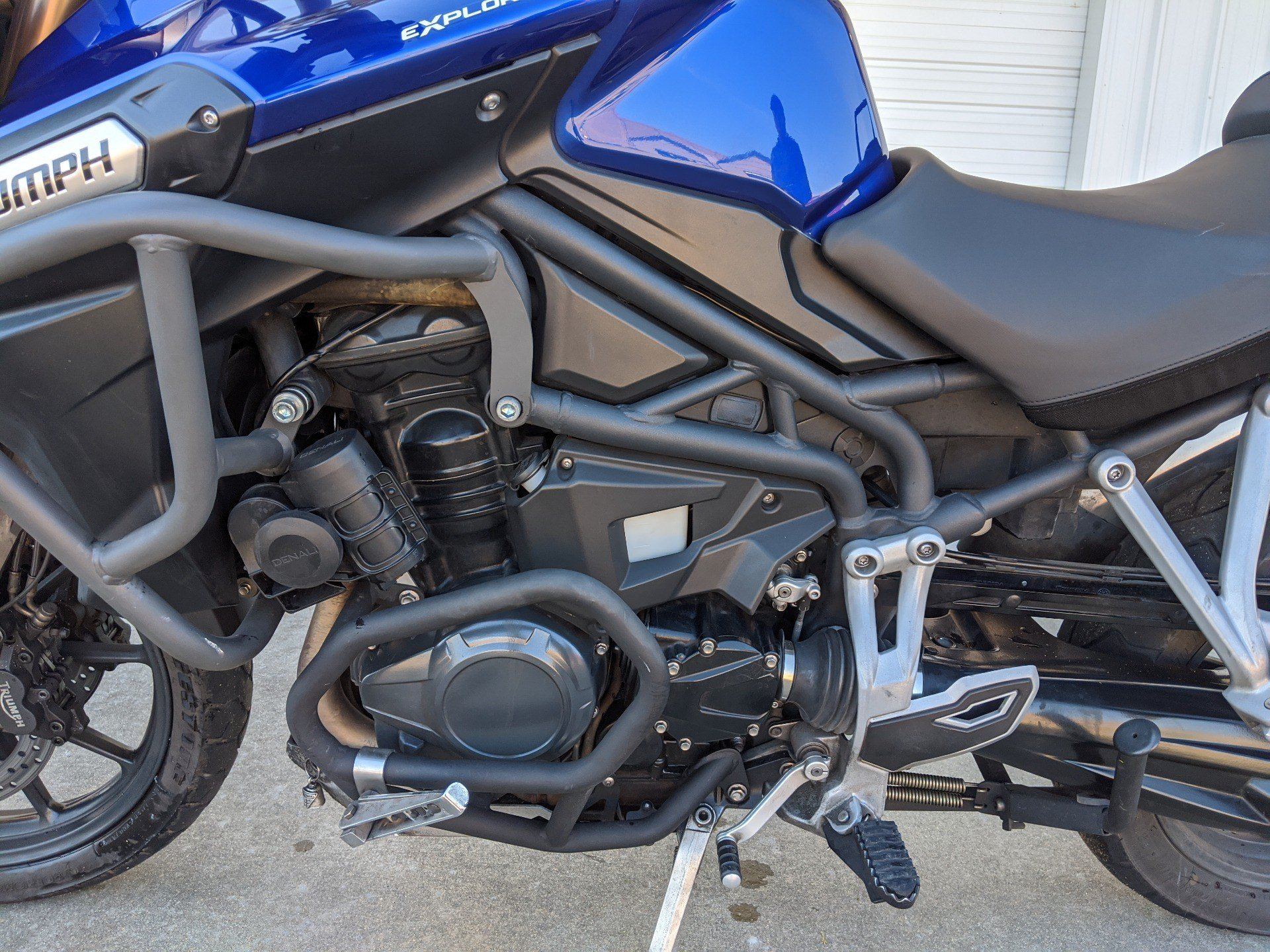 2013 Triumph Tiger Explorer ABS in Monroe, Louisiana - Photo 7