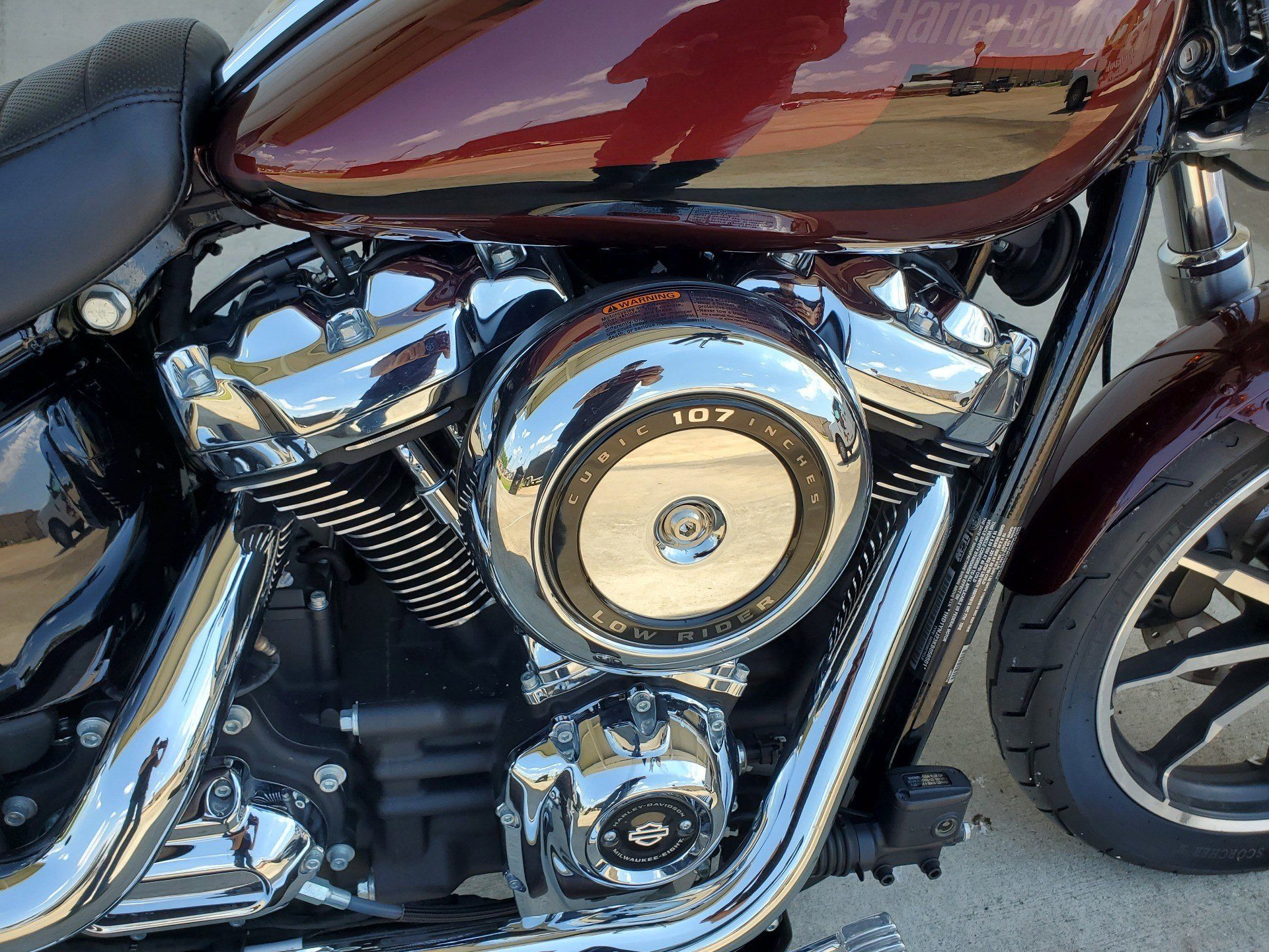 2019 Harley-Davidson Low Rider® in Monroe, Louisiana - Photo 9