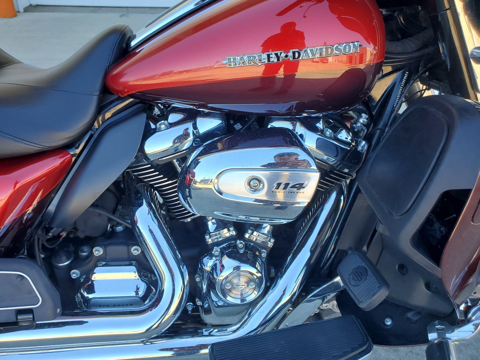 2019 Harley-Davidson Ultra Limited in Monroe, Louisiana - Photo 12