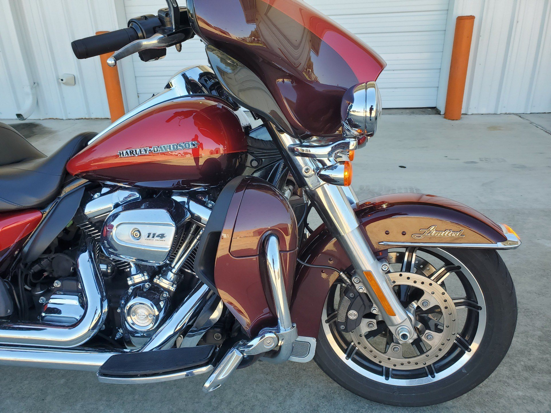 2019 Harley-Davidson Ultra Limited in Monroe, Louisiana - Photo 3