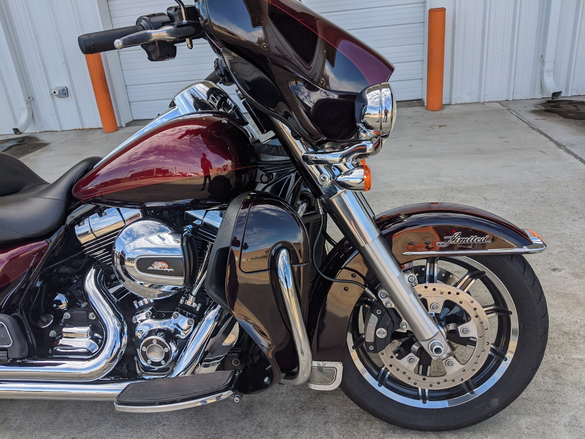 2015 Harley-Davidson Ultra Limited in Monroe, Louisiana - Photo 3