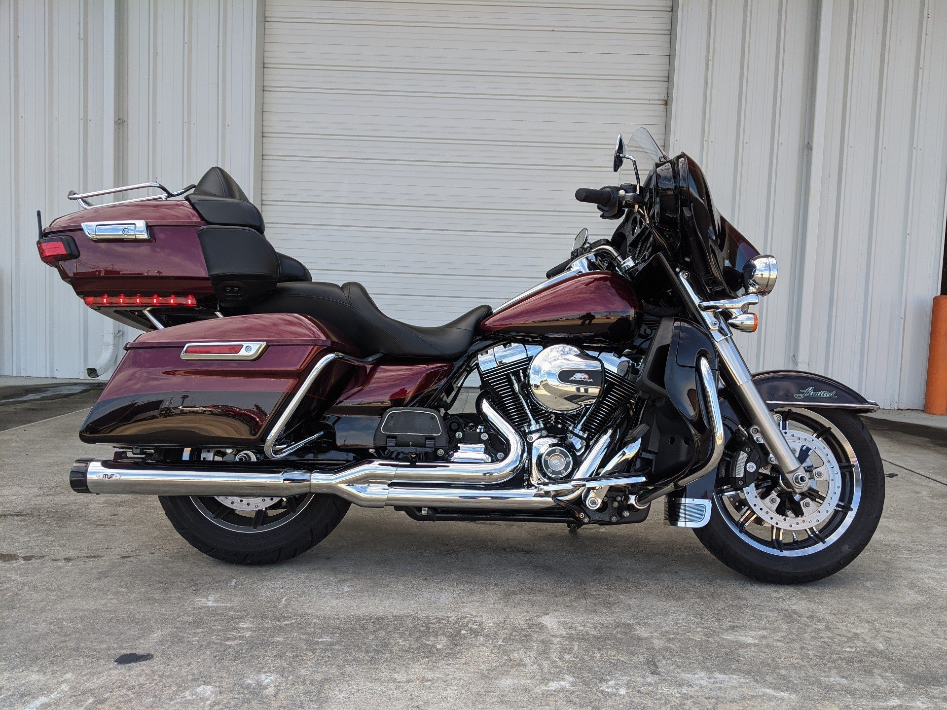 2015 Harley-Davidson Ultra Limited in Monroe, Louisiana - Photo 1