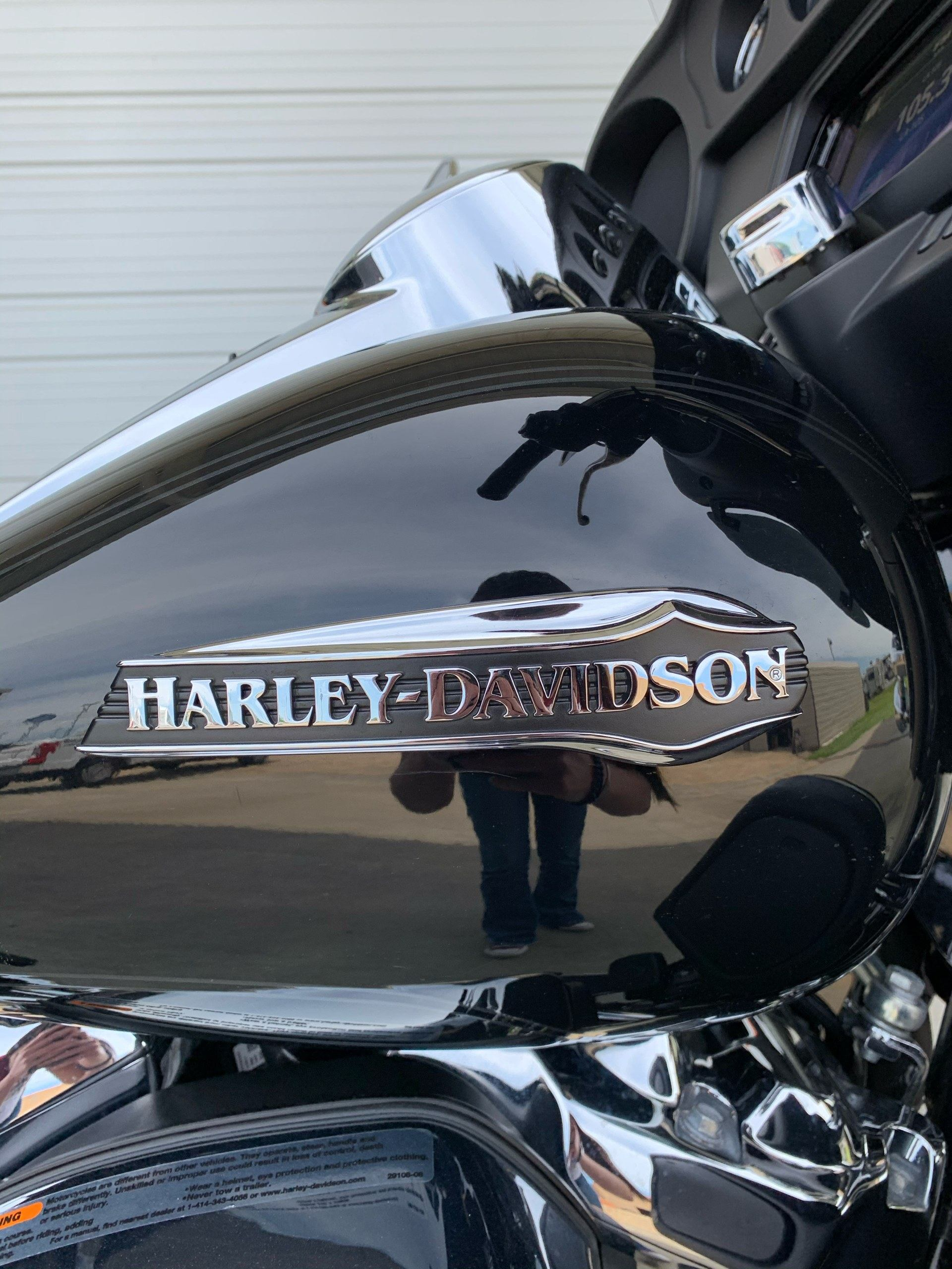 2019 Harley-Davidson Electra Glide® Ultra Classic® in Monroe, Louisiana - Photo 3