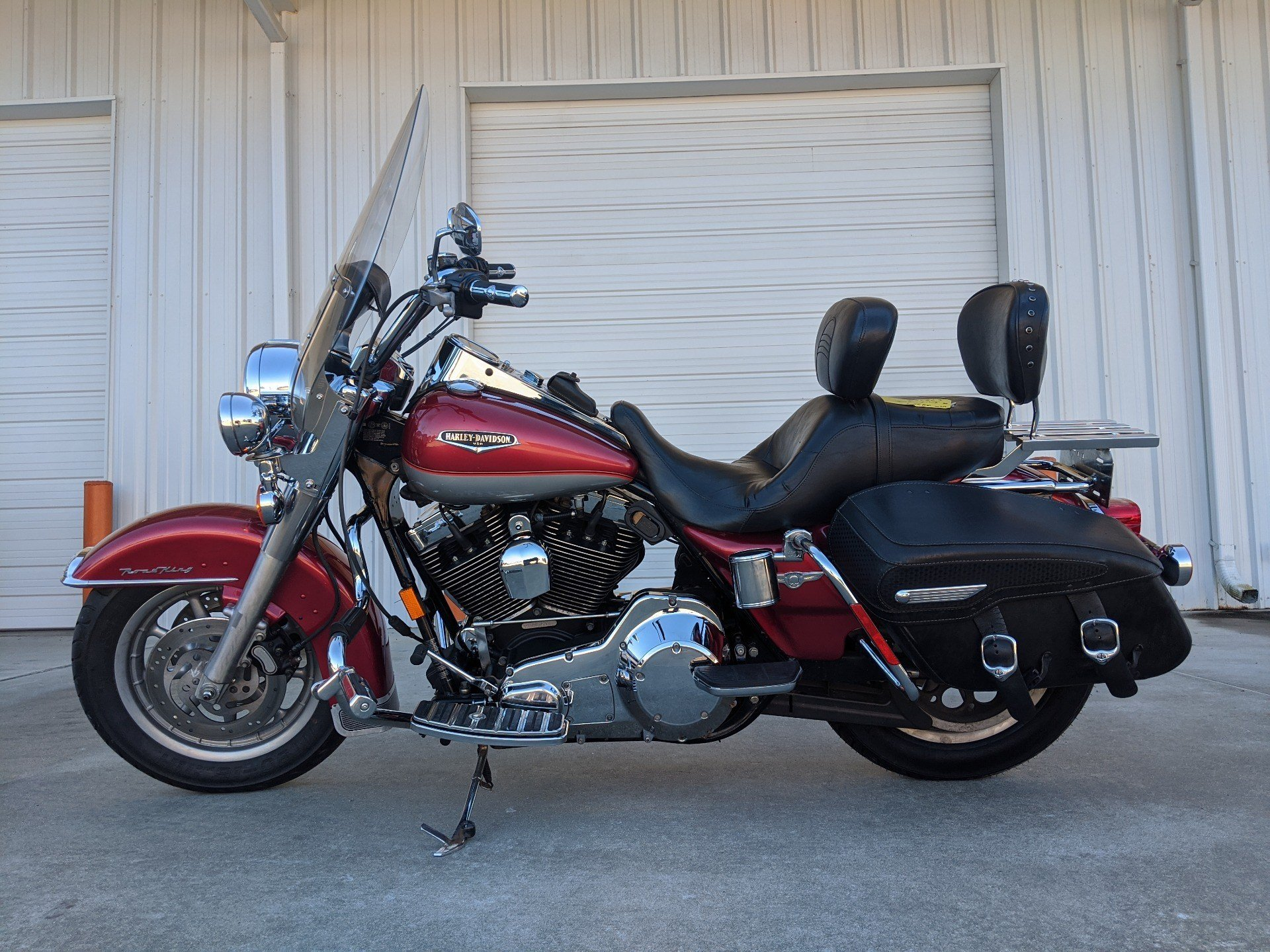 2005 Harley-Davidson FLHR/FLHRI Road King® in Monroe, Louisiana - Photo 2