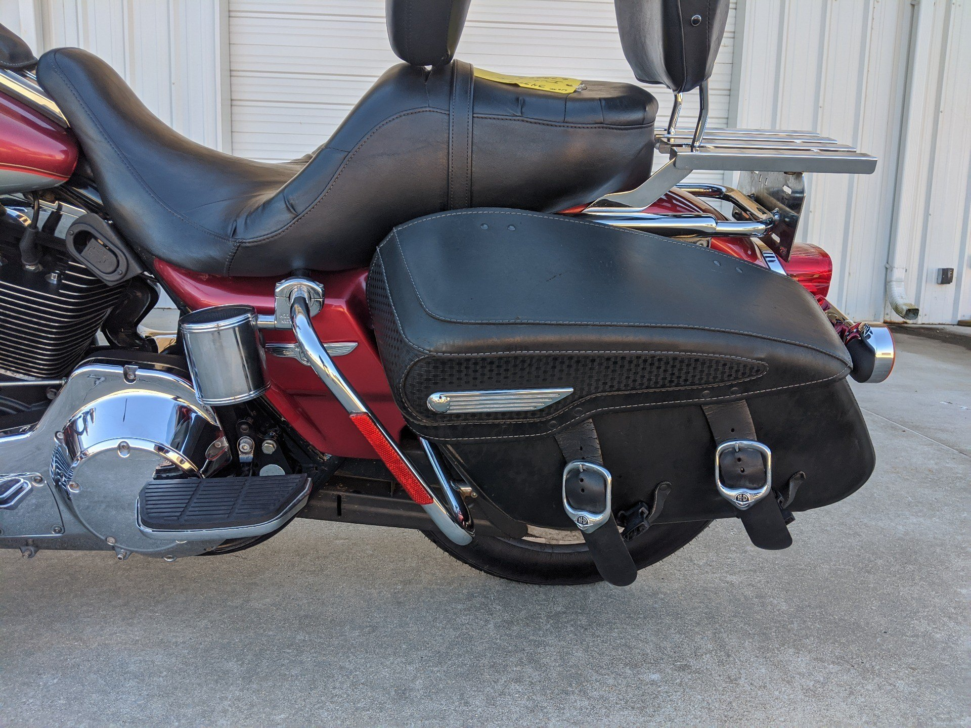 2005 Harley-Davidson FLHR/FLHRI Road King® in Monroe, Louisiana - Photo 5