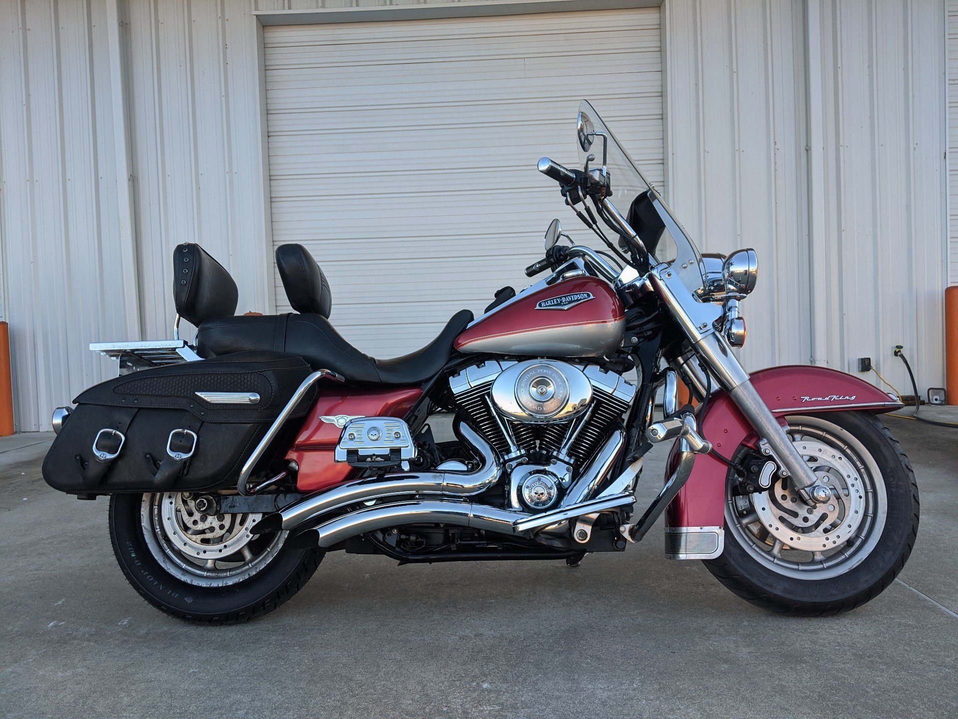 2005 Harley-Davidson FLHR/FLHRI Road King® in Monroe, Louisiana - Photo 1