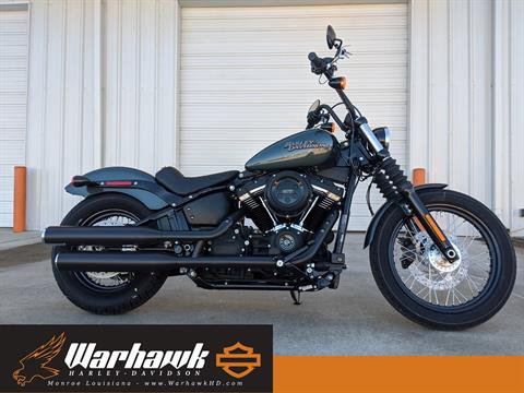 2020 Harley-Davidson Street Bob® in Monroe, Louisiana - Photo 1