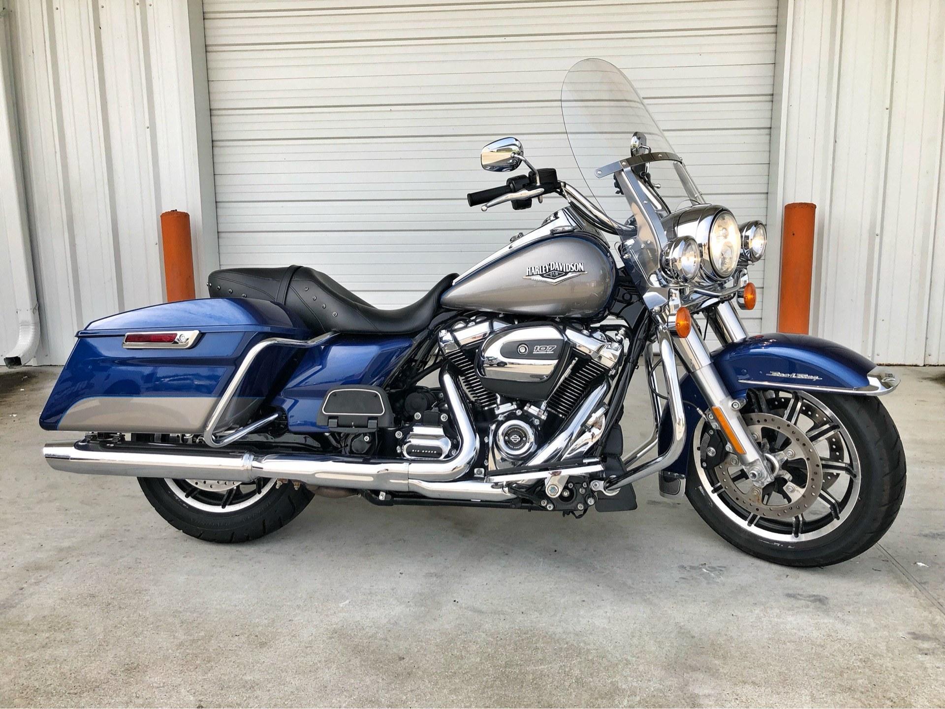 2017 Harley-Davidson Road King® in Monroe, Louisiana