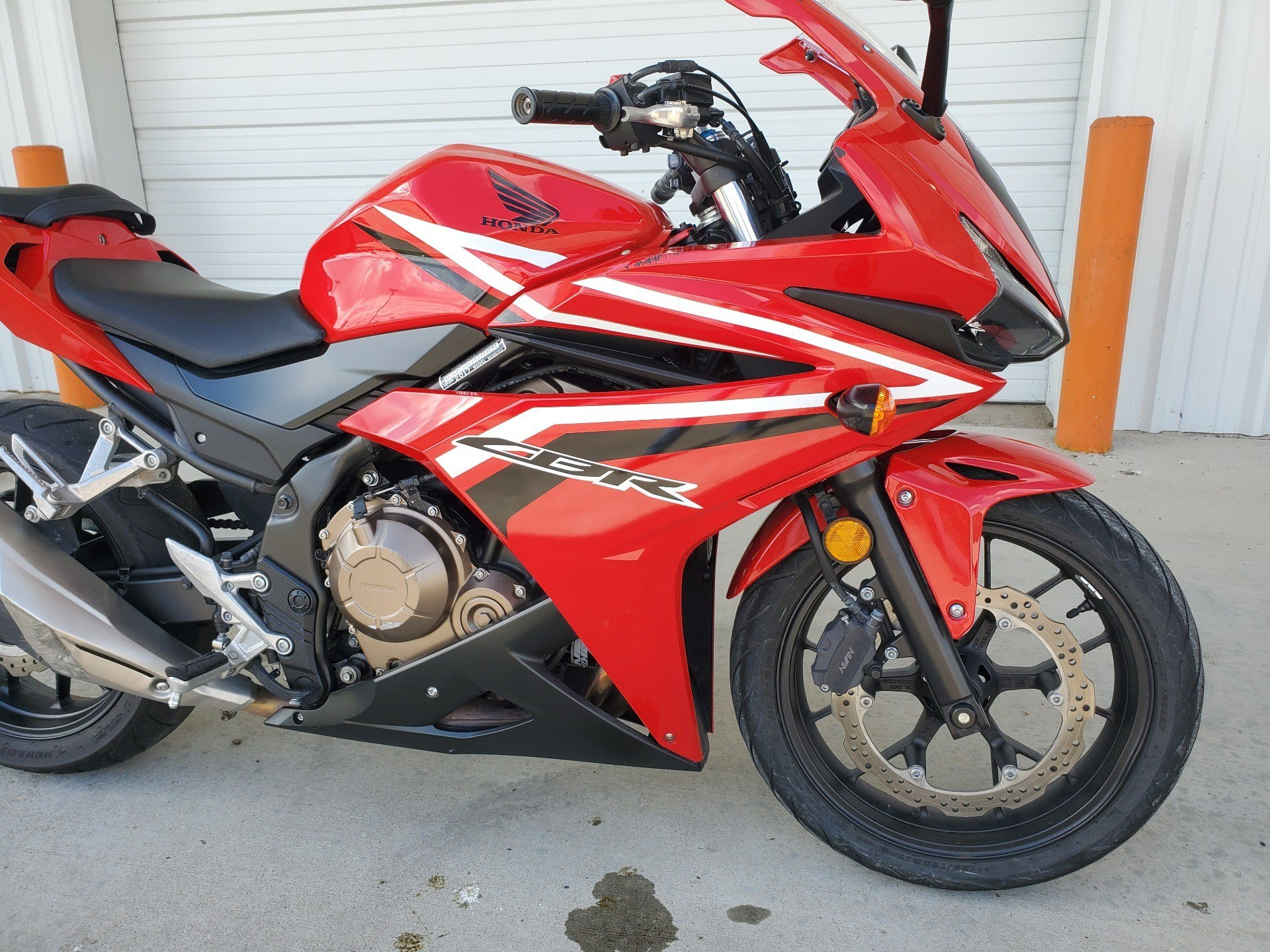 2017 Honda CBR500R in Monroe, Louisiana - Photo 3