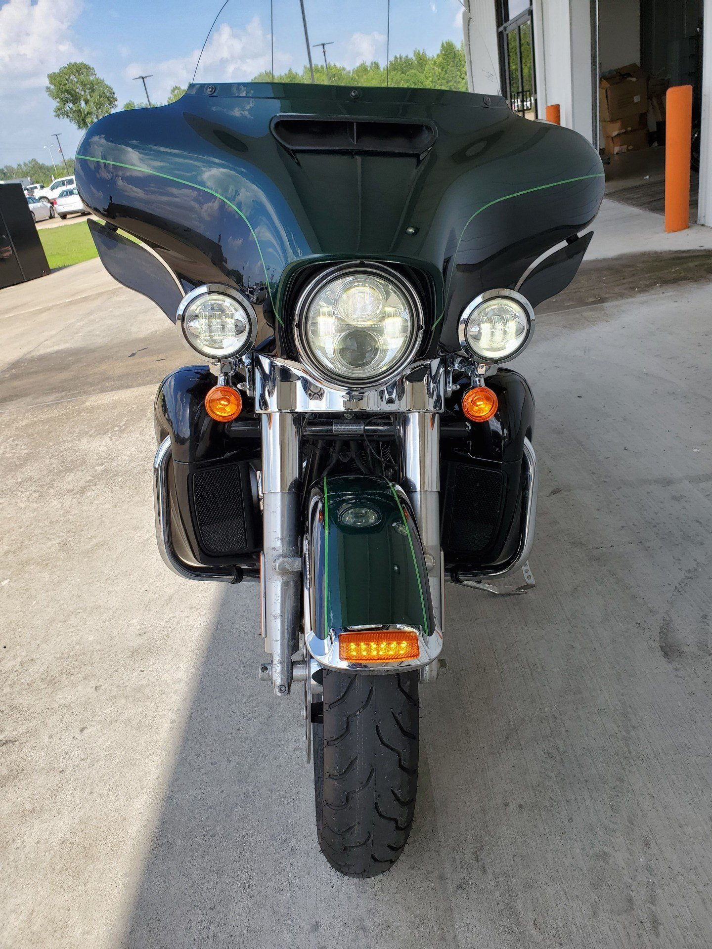 2016 Harley-Davidson Ultra Limited Low in Monroe, Louisiana - Photo 14