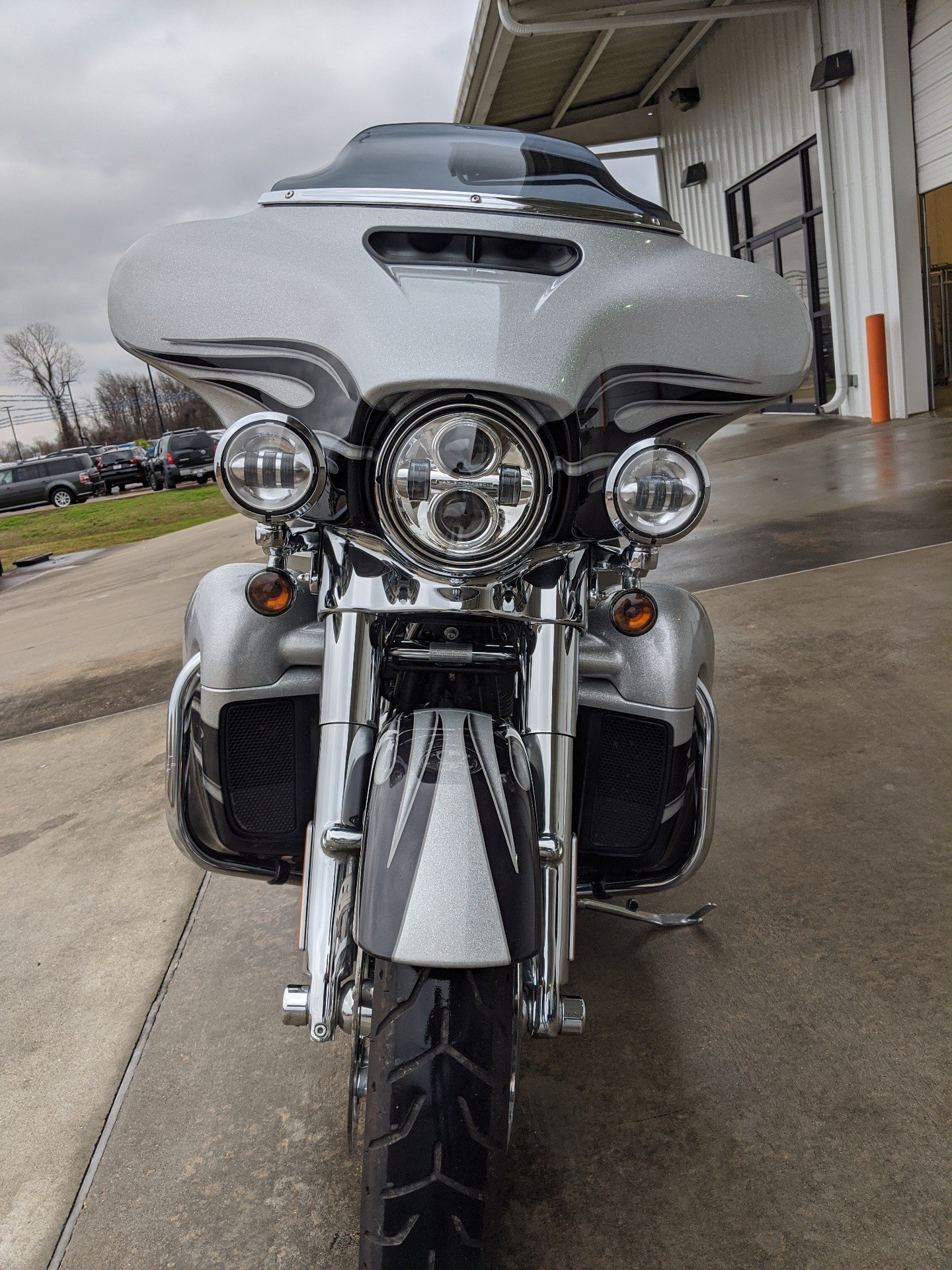 2015 Harley-Davidson CVO™ Street Glide® in Monroe, Louisiana - Photo 10