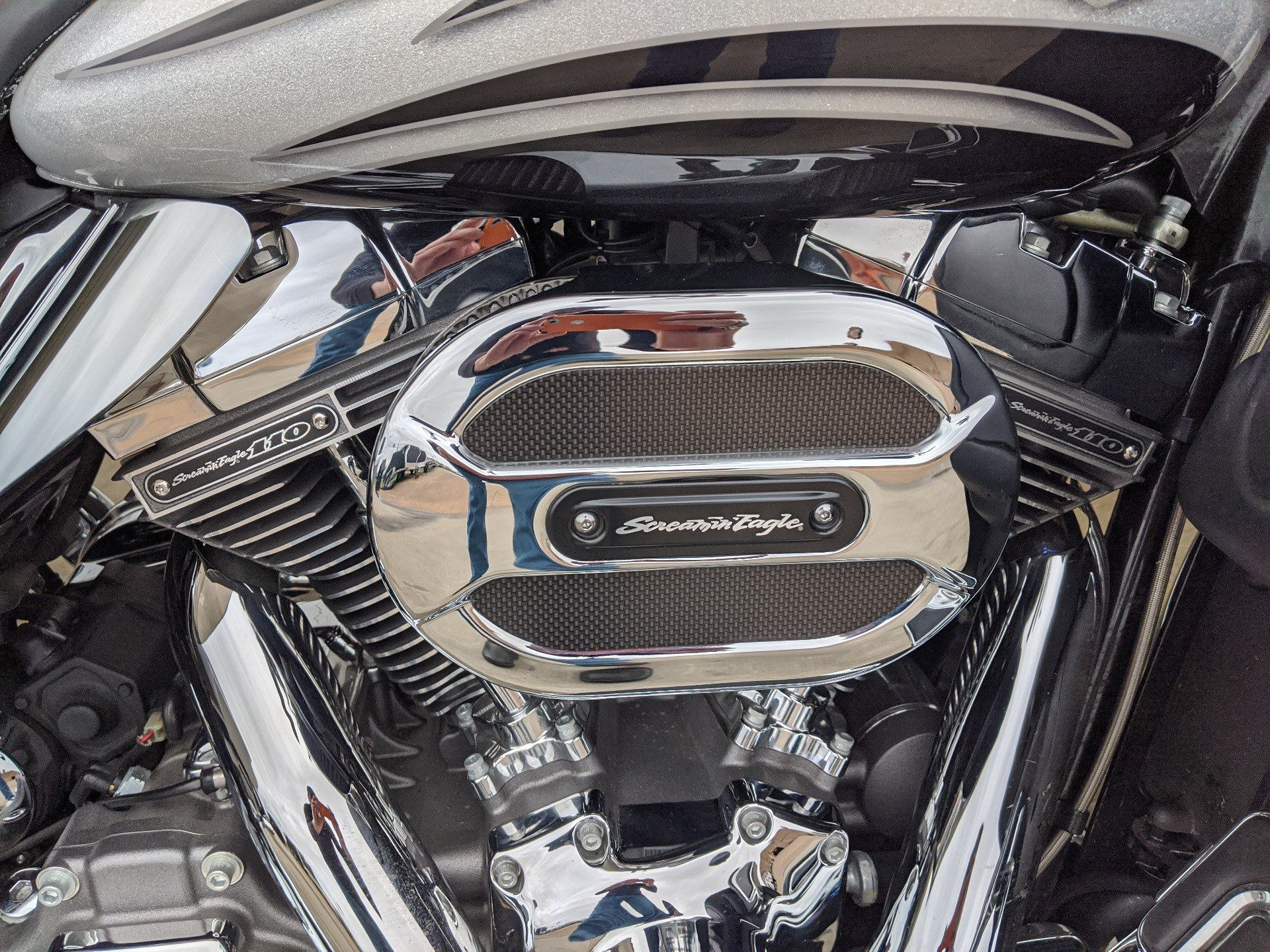 2015 Harley-Davidson CVO™ Street Glide® in Monroe, Louisiana - Photo 17