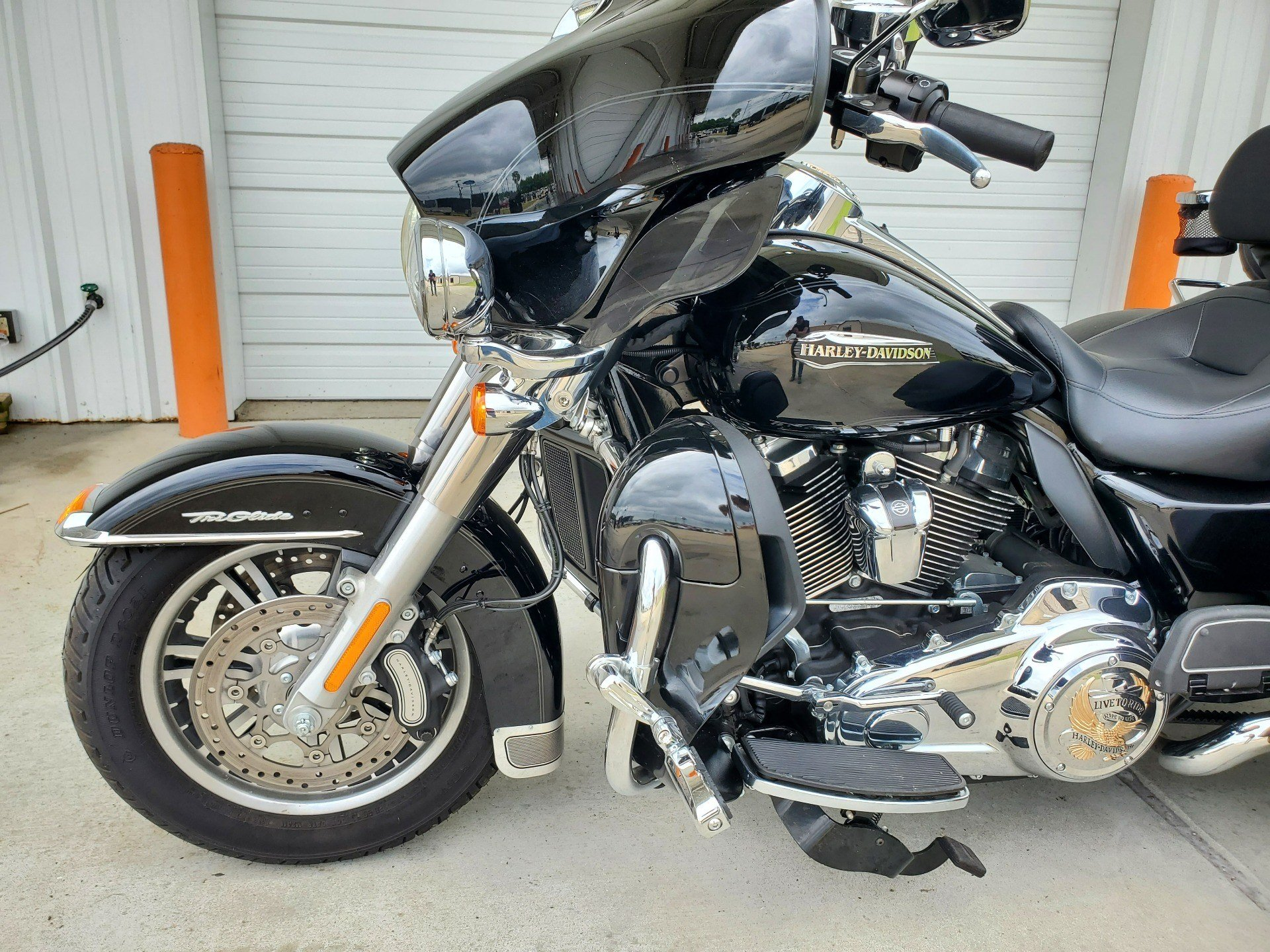 2018 Harley-Davidson Tri Glide® Ultra in Monroe, Louisiana - Photo 6