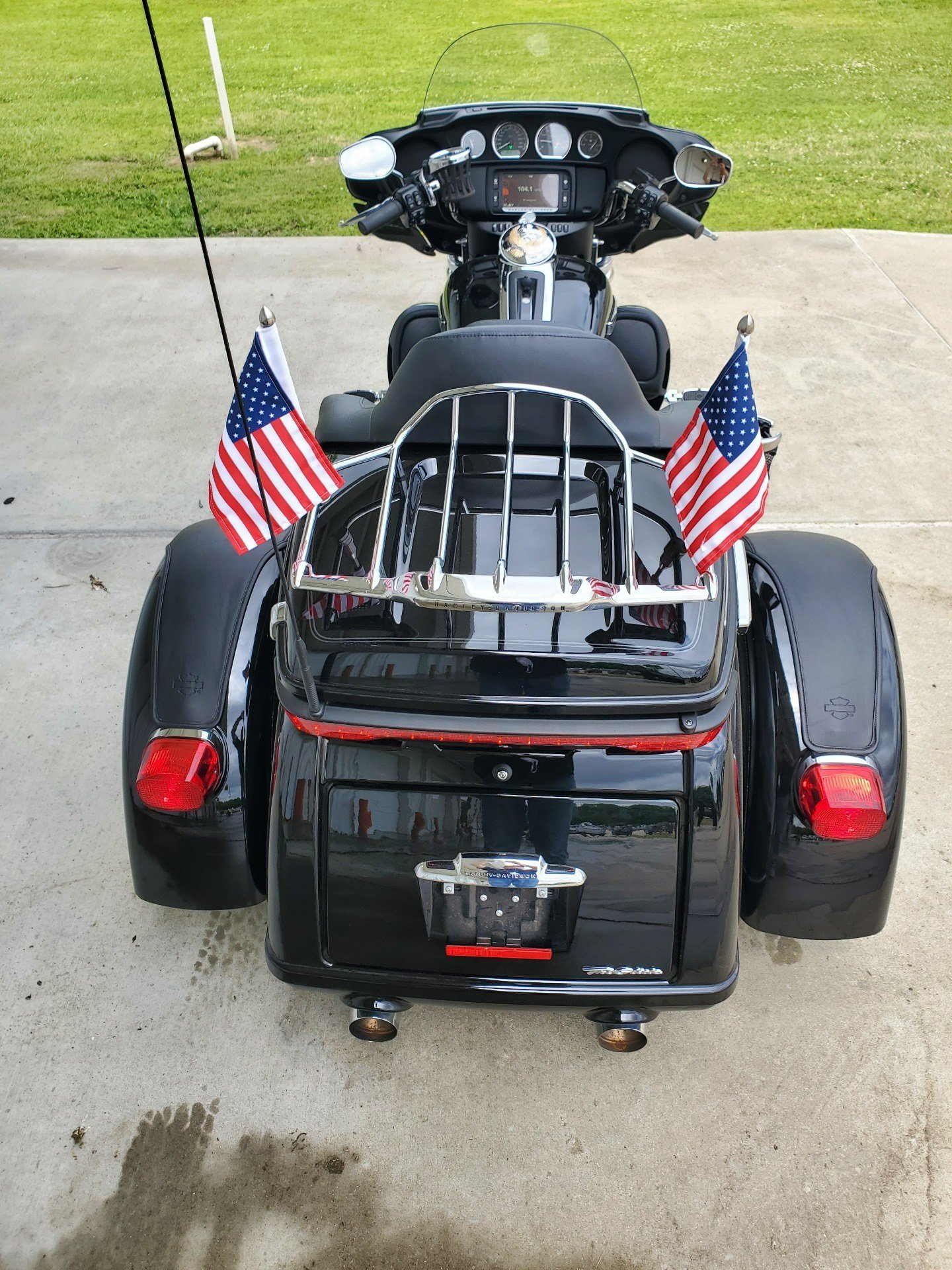 2018 Harley-Davidson Tri Glide® Ultra in Monroe, Louisiana - Photo 14
