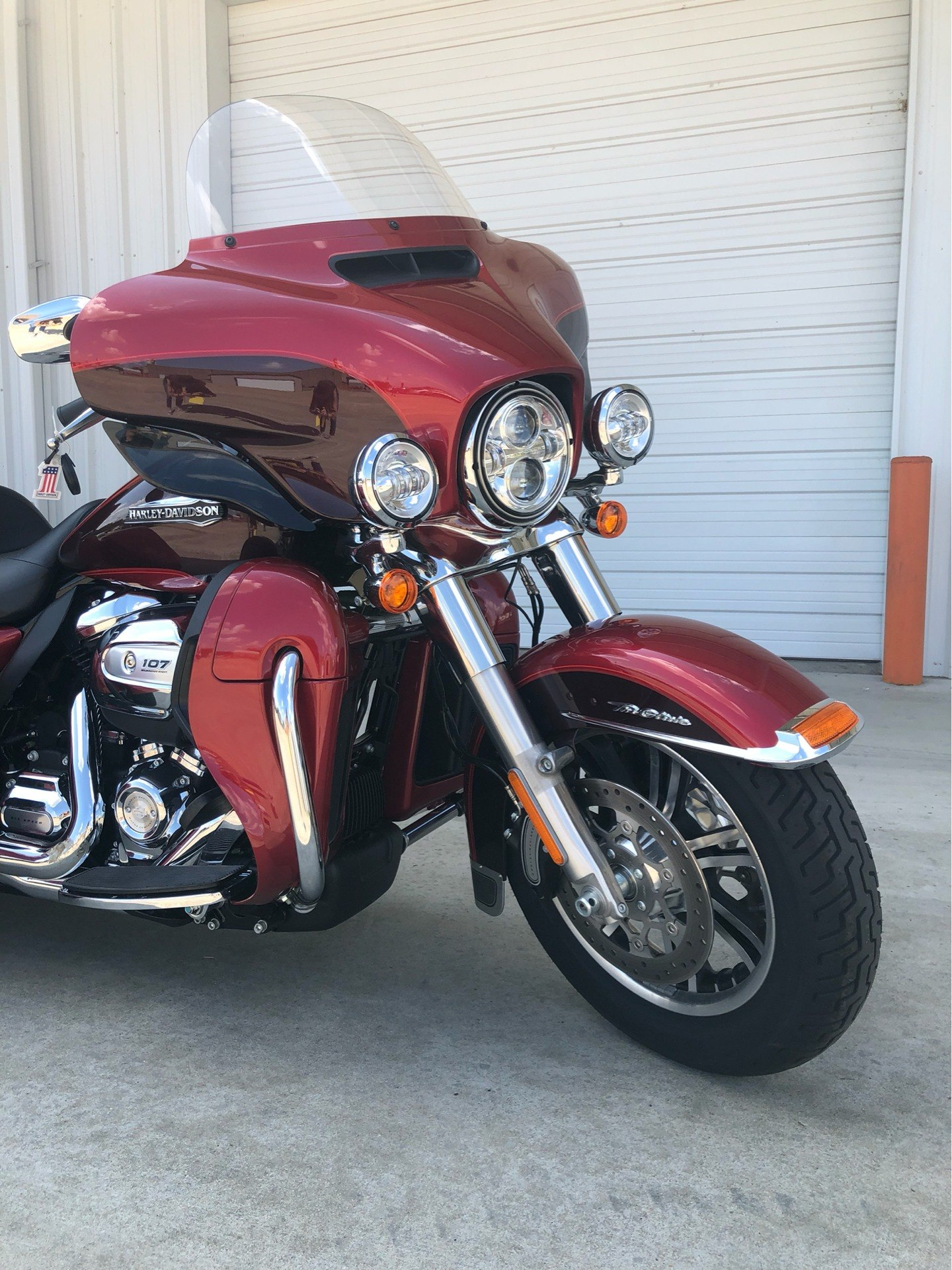 2018 Harley-Davidson Tri Glide® Ultra in Monroe, Louisiana - Photo 2