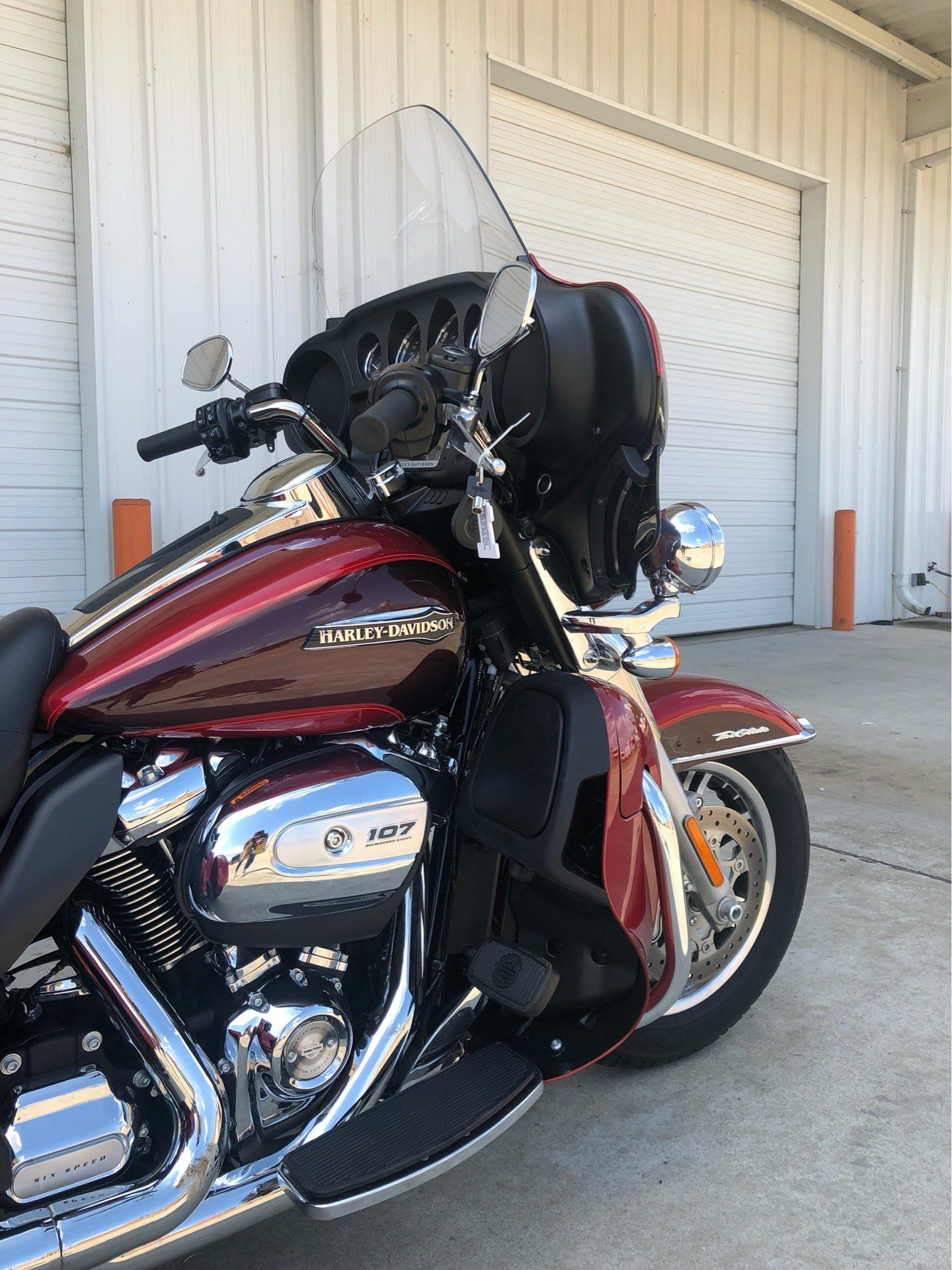 2018 Harley-Davidson Tri Glide® Ultra in Monroe, Louisiana - Photo 3