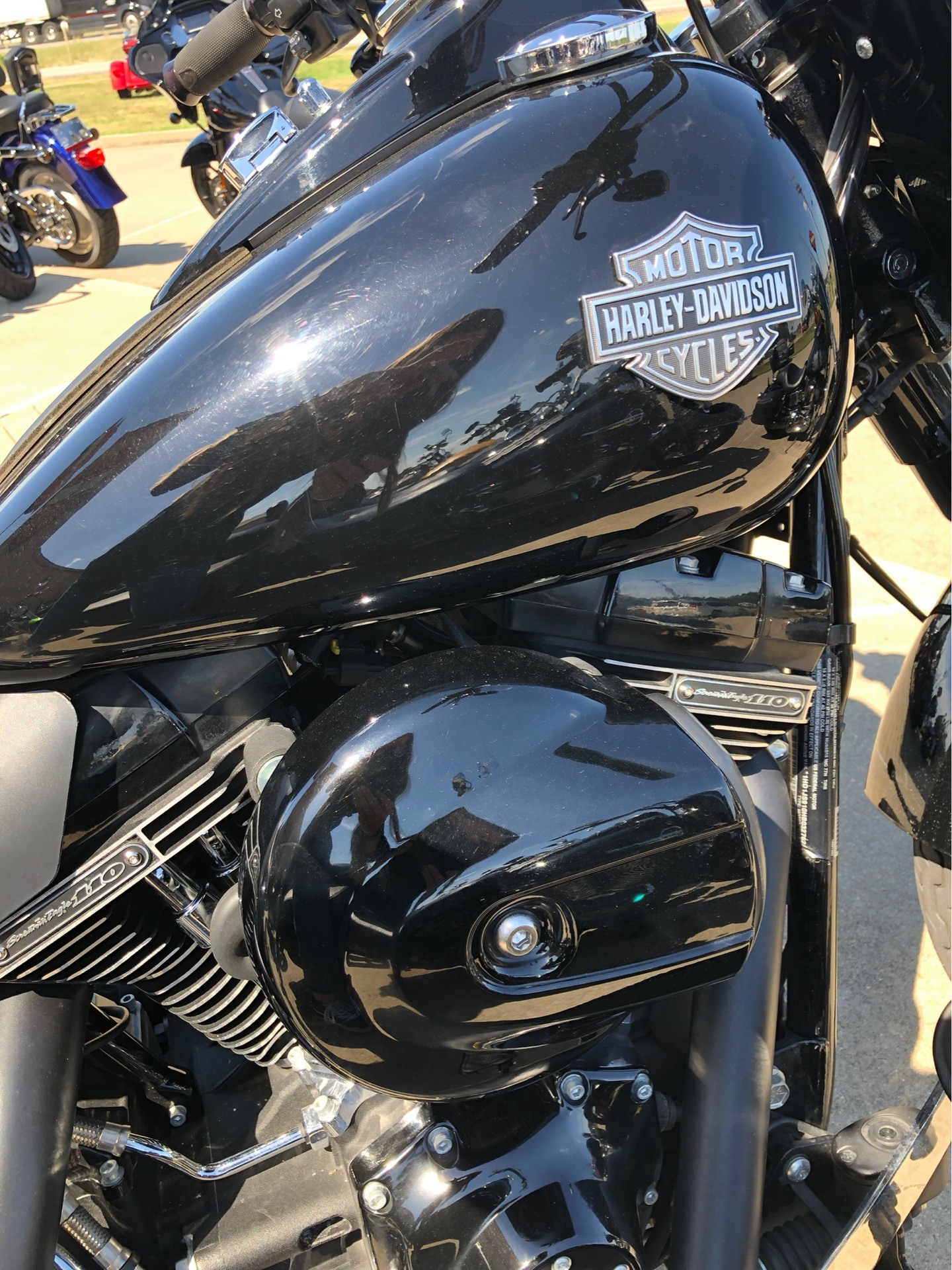 2017 Harley-Davidson Softail Slim® S in Monroe, Louisiana - Photo 4
