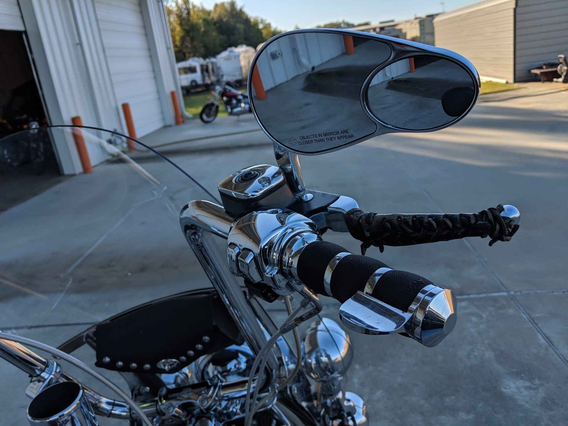2004 Harley-Davidson FLSTC/FLSTCI Heritage Softail® Classic in Monroe, Louisiana - Photo 12