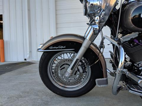 2004 Harley-Davidson FLSTC/FLSTCI Heritage Softail® Classic in Monroe, Louisiana - Photo 6