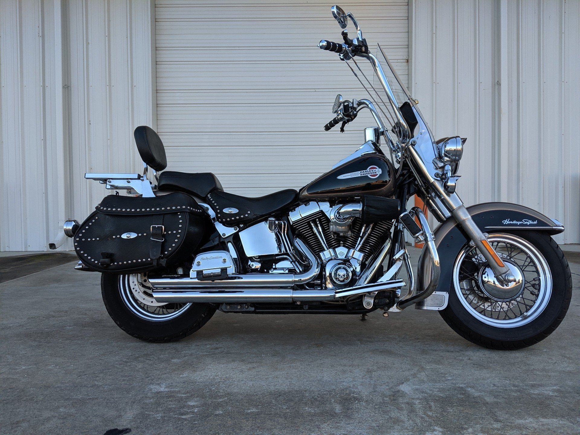 2004 Harley-Davidson FLSTC/FLSTCI Heritage Softail® Classic in Monroe, Louisiana - Photo 1