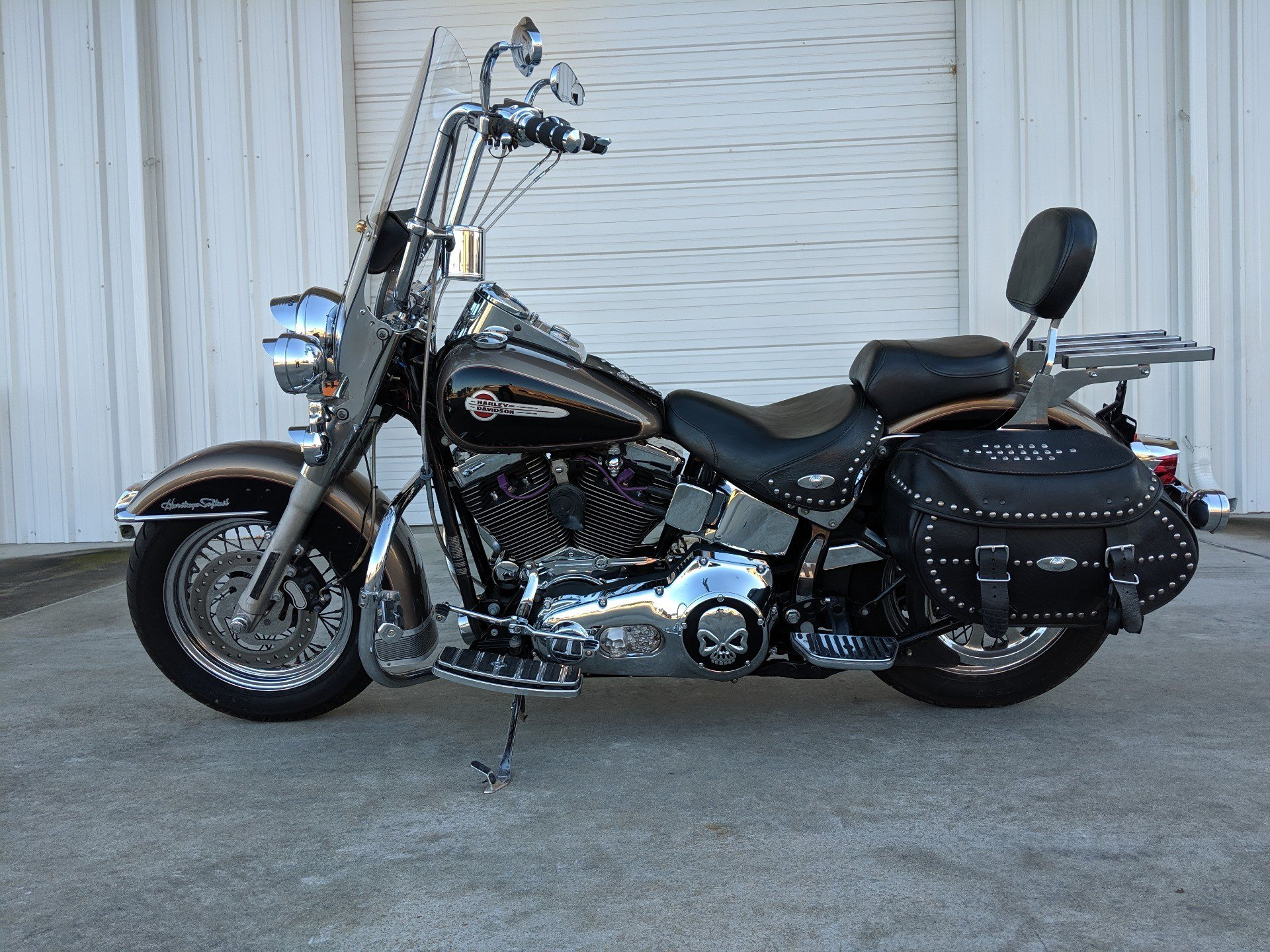 2004 Harley-Davidson FLSTC/FLSTCI Heritage Softail® Classic in Monroe, Louisiana - Photo 2