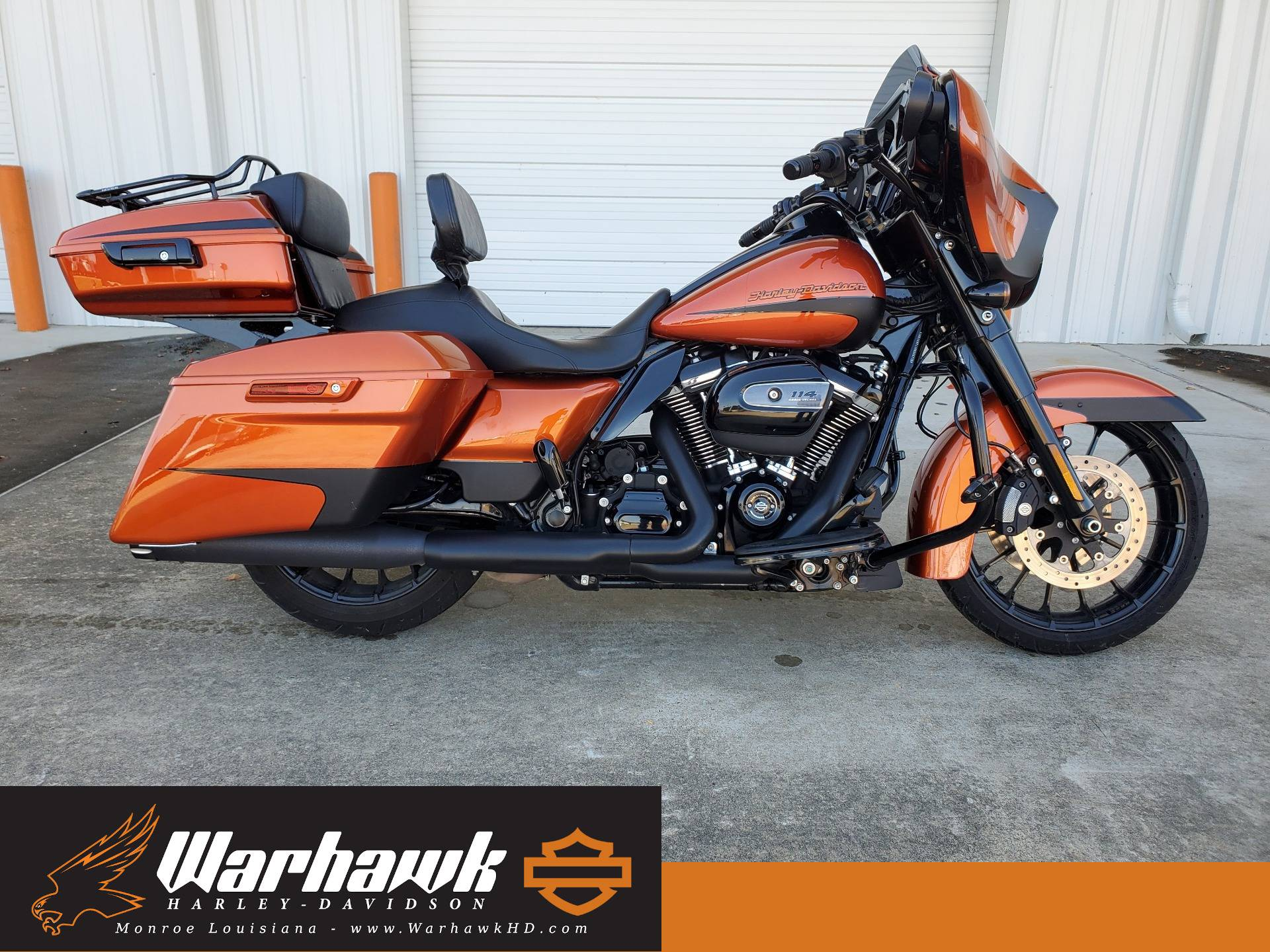 2019 Harley-Davison Street Glide Special for sale near me - Photo 1