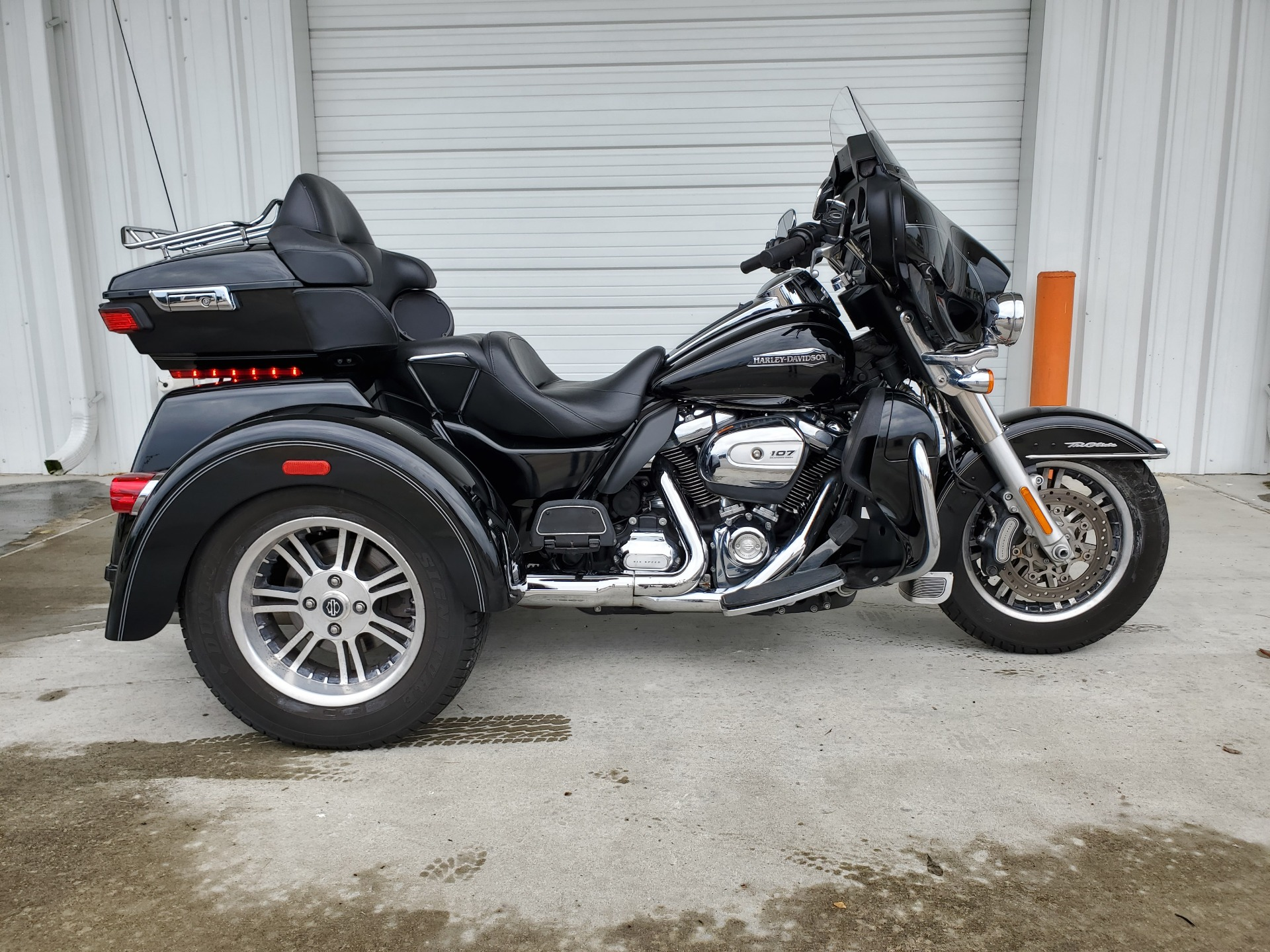 2017 Harley-Davidson Tri Glide® Ultra in Monroe, Louisiana - Photo 14