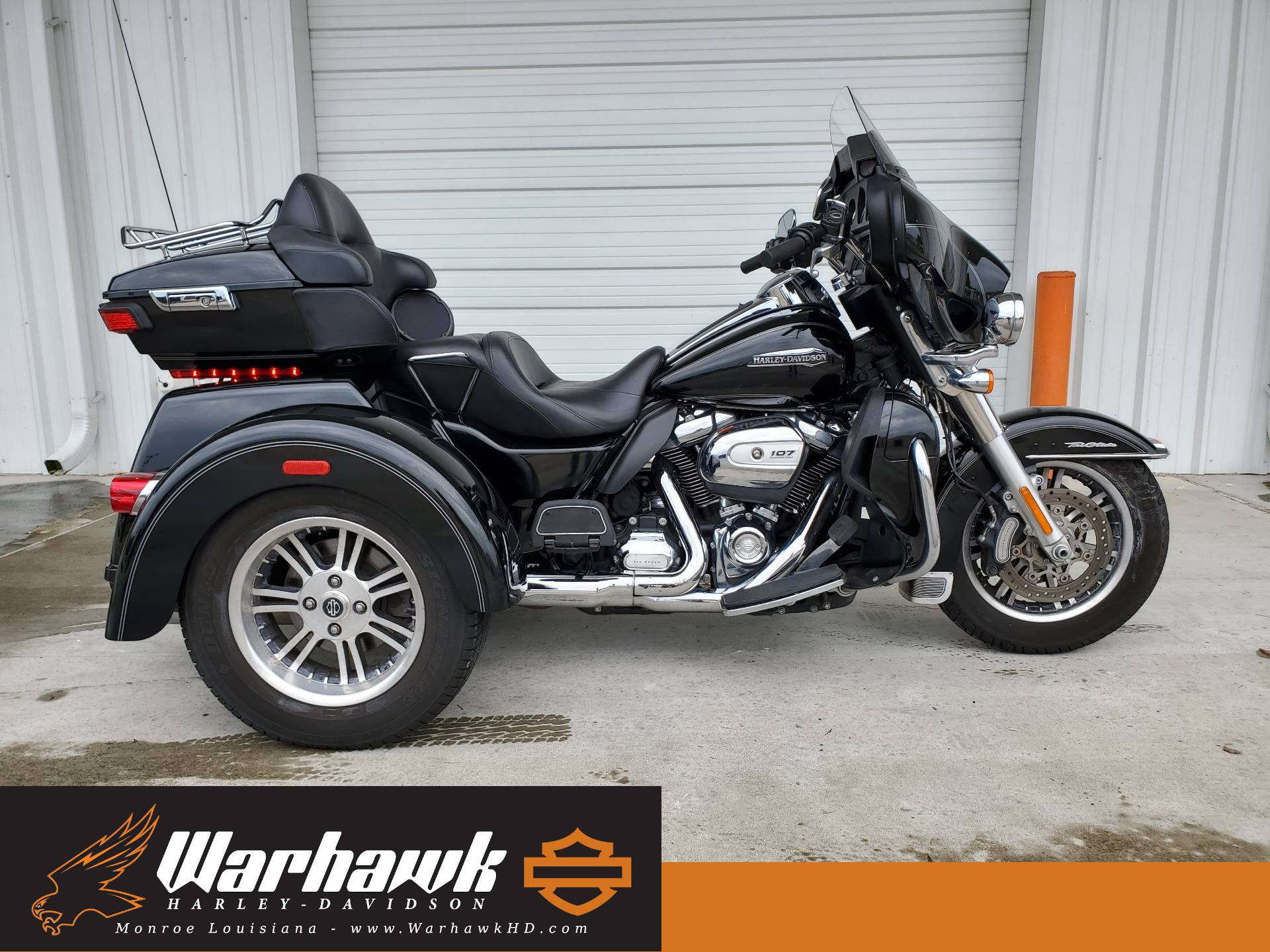 2017 Harley-Davidson Tri Glide® Ultra in Monroe, Louisiana - Photo 1