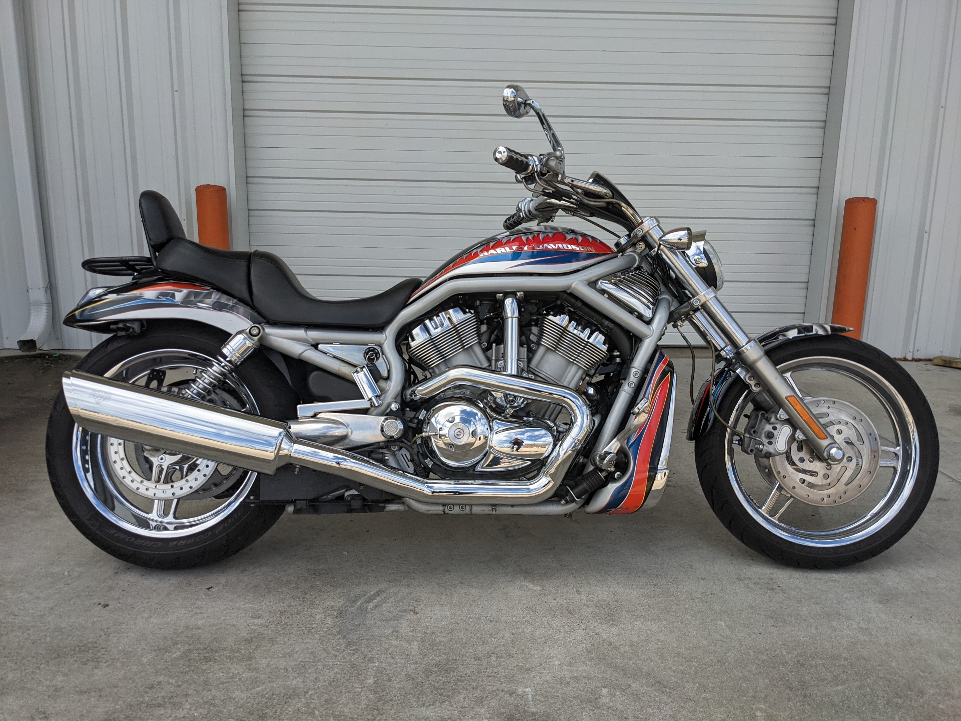 2003 Harley V-Rod for sale mint - Photo 14